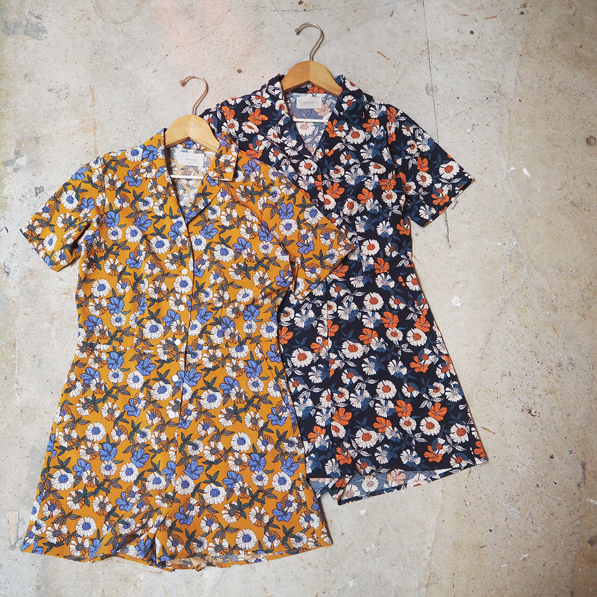 Flower Shirts Combinaison