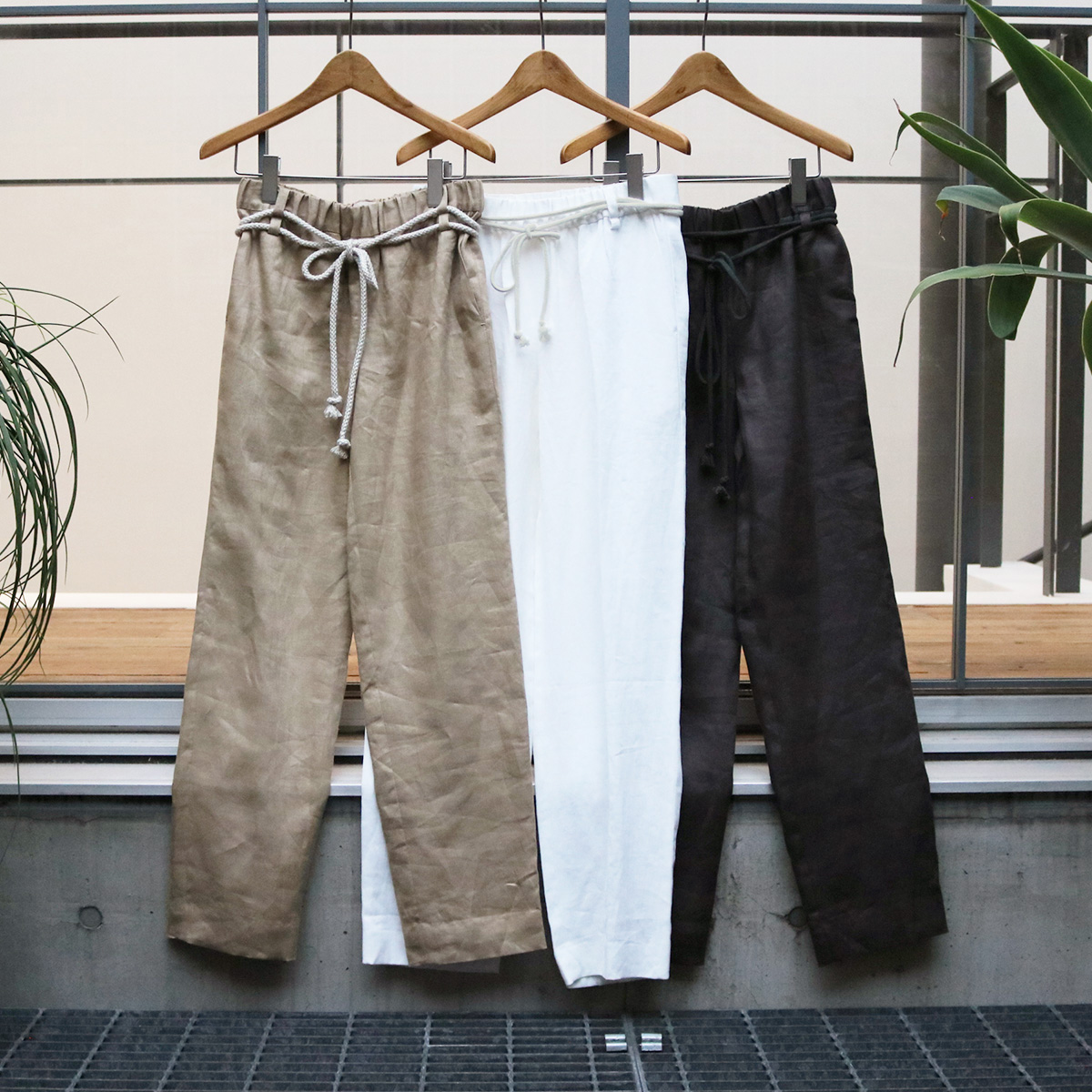 Cord Rough Pants