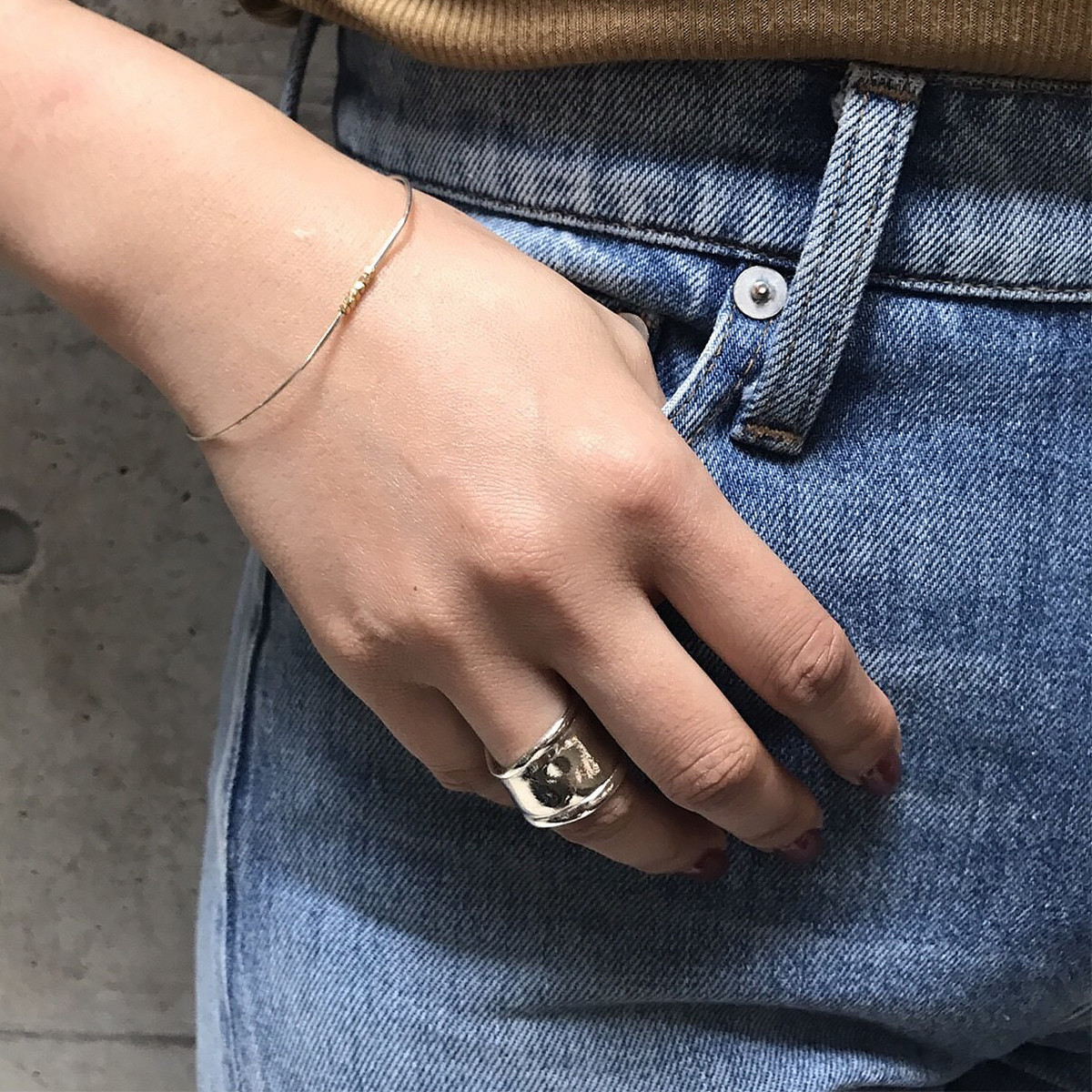 Metal Bend Ring