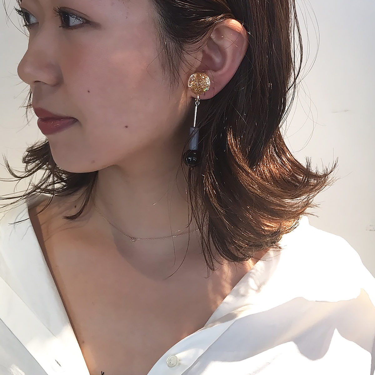 Parts Assort Earring