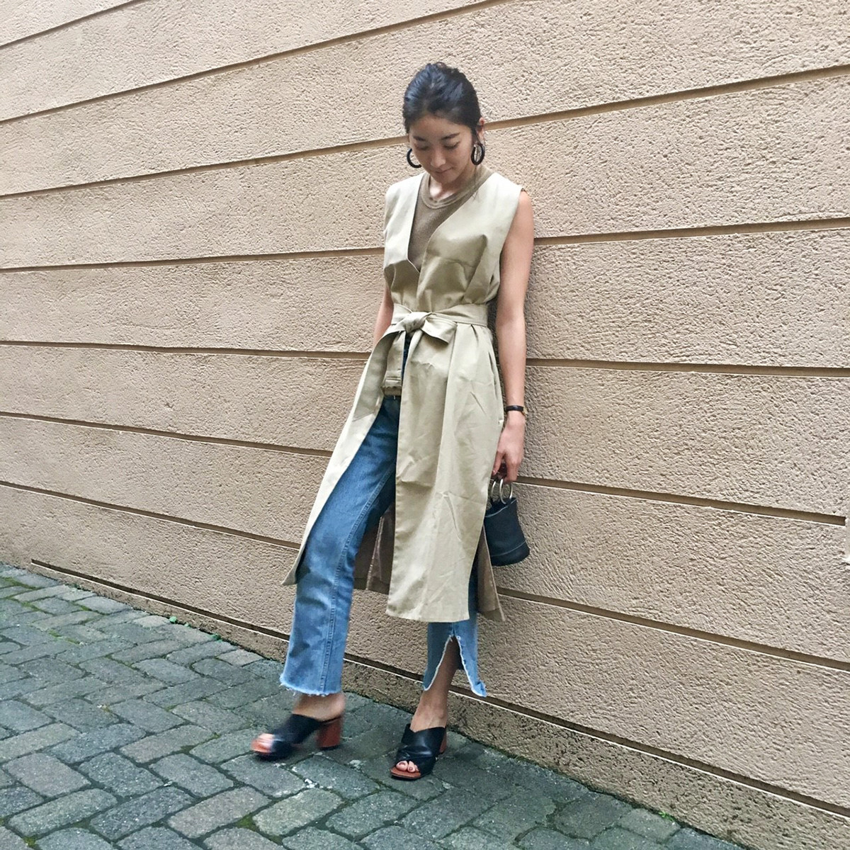3 way Trench Coat