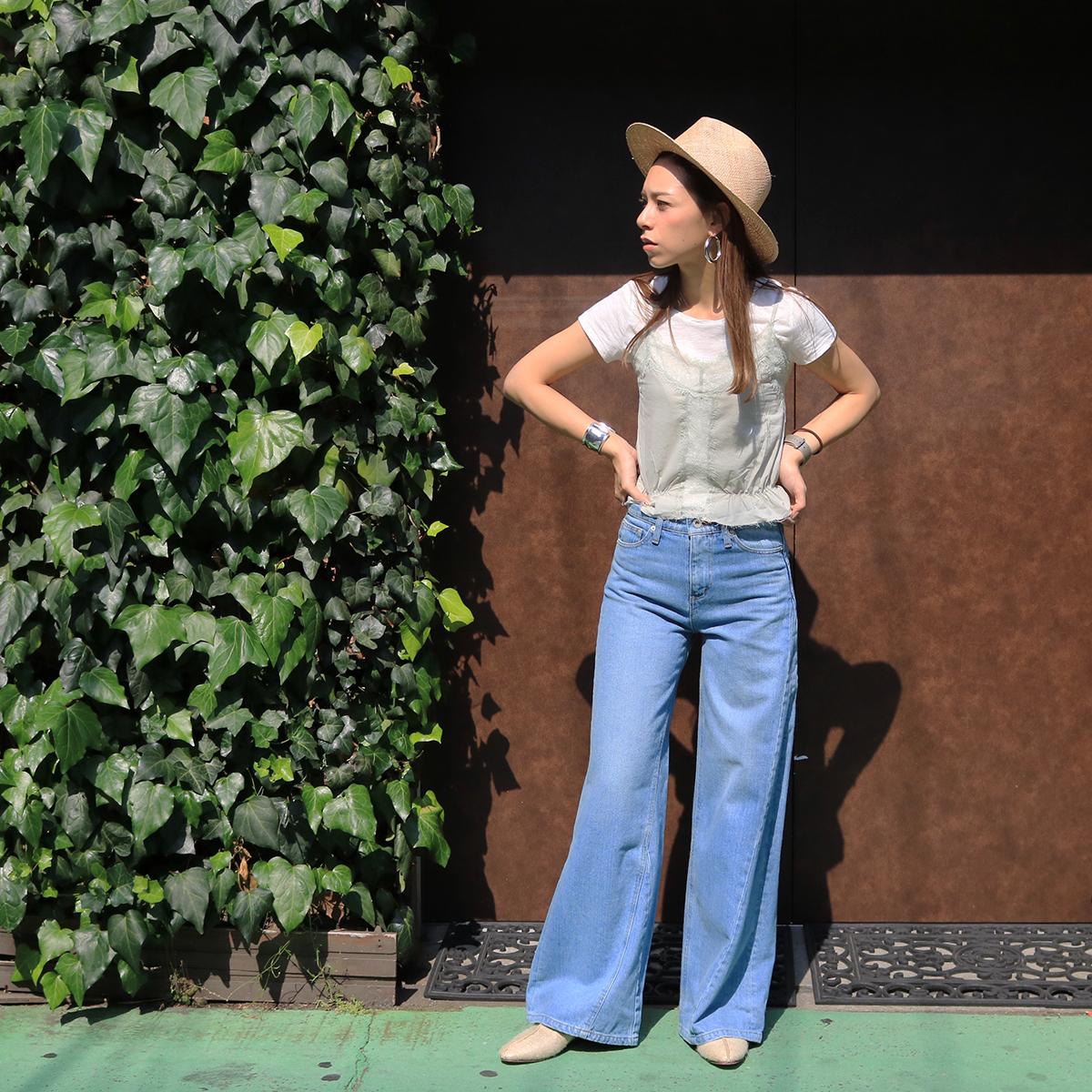 Cotton Lace Camisole