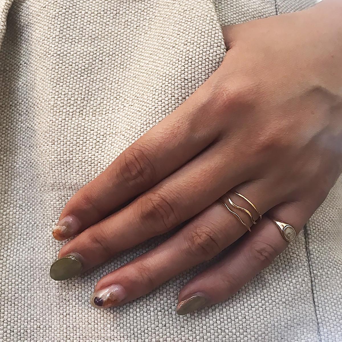 Fine Ring Set