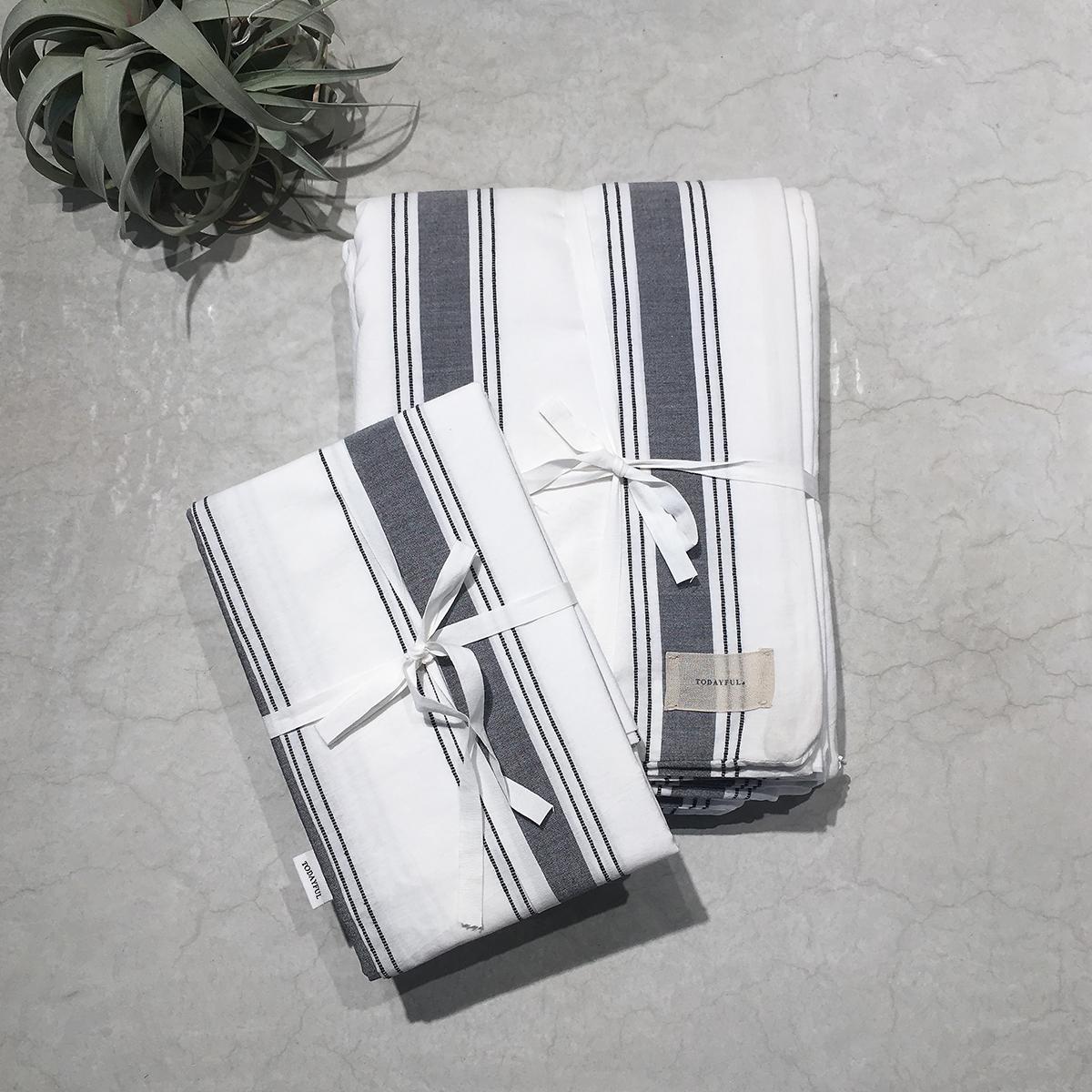 Stripe Pillow Case