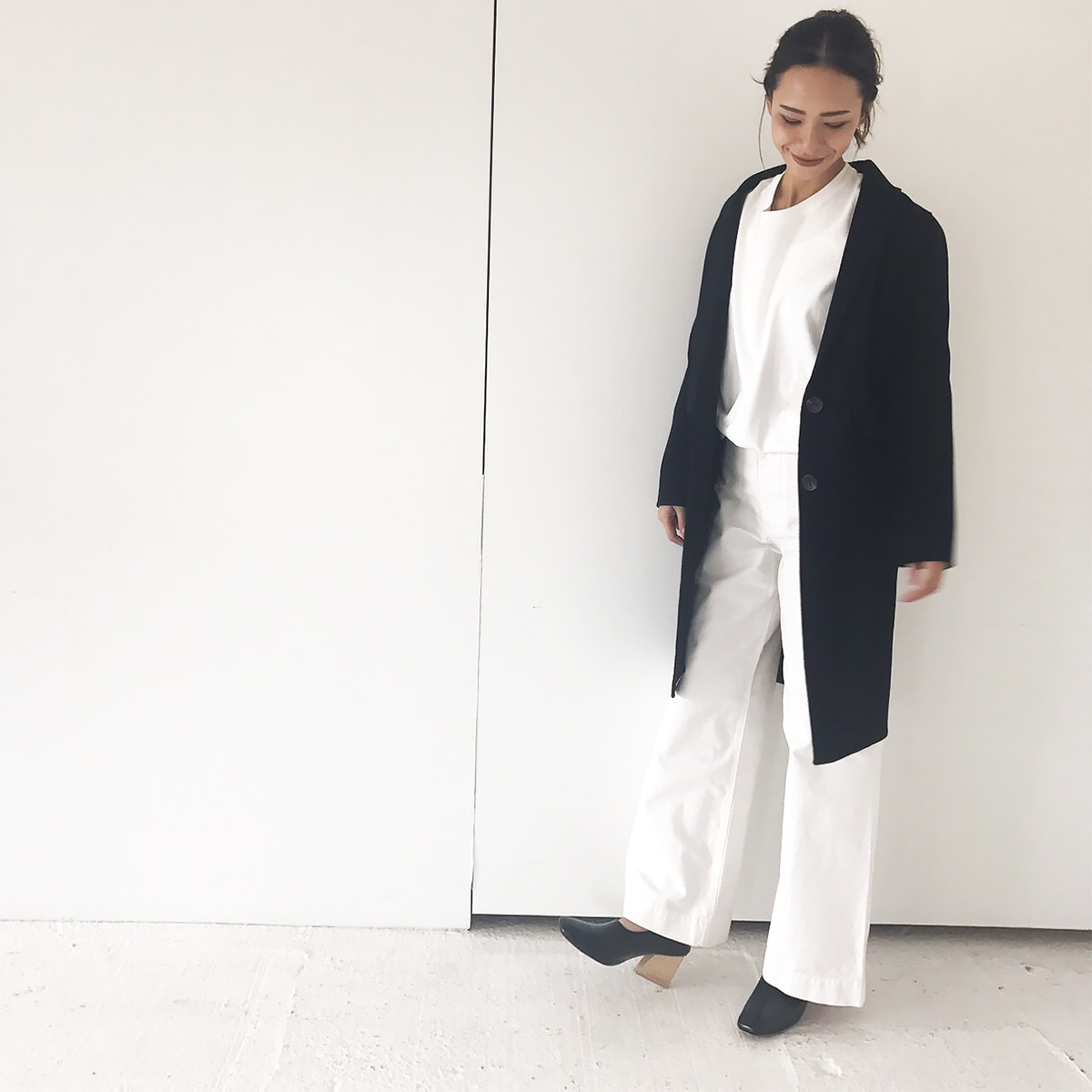 Wool Chester Coat