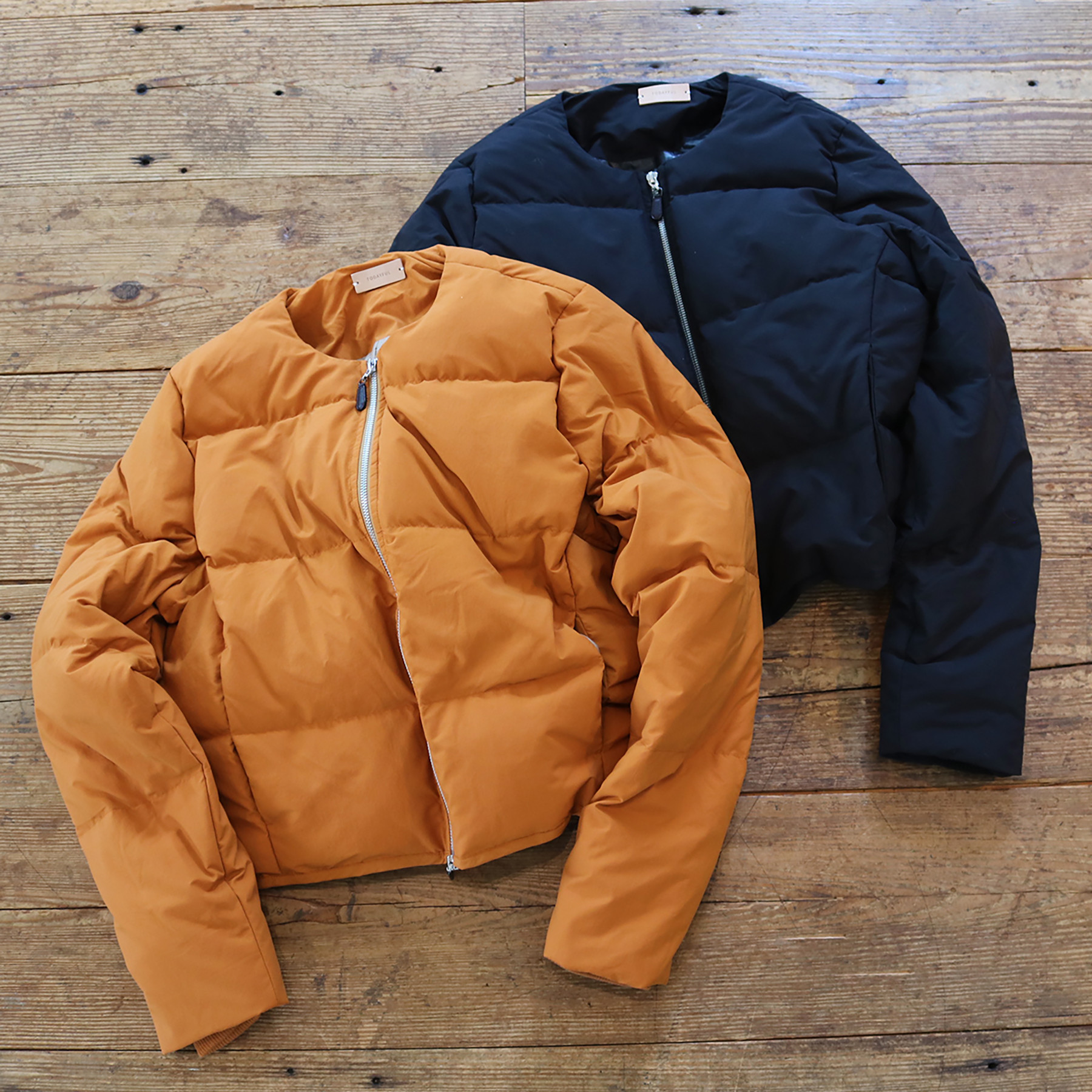 Cocoon Down Jacket