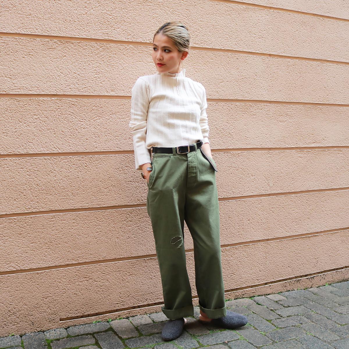 Widerib Short Knit