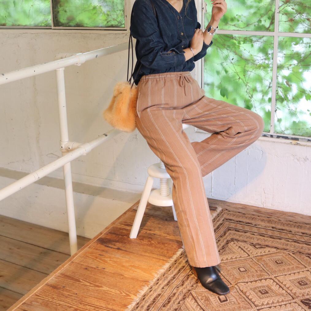 Tweed Stripe PT