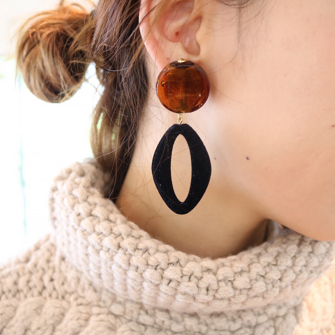 Flocky Earring