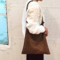 TODAYFUL(トゥデイフル) |Corduroy Triangle Bag