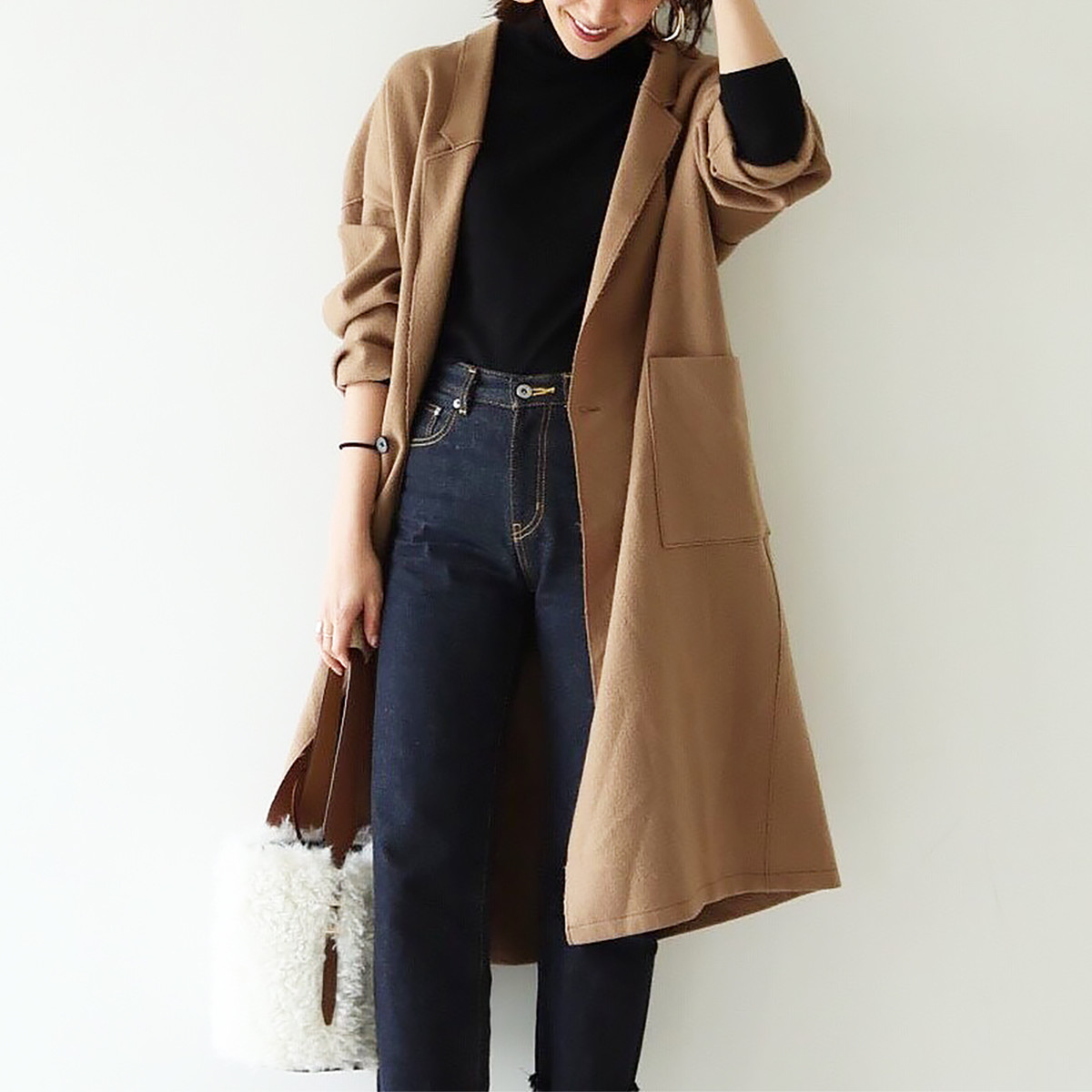 Wool Over Coat
