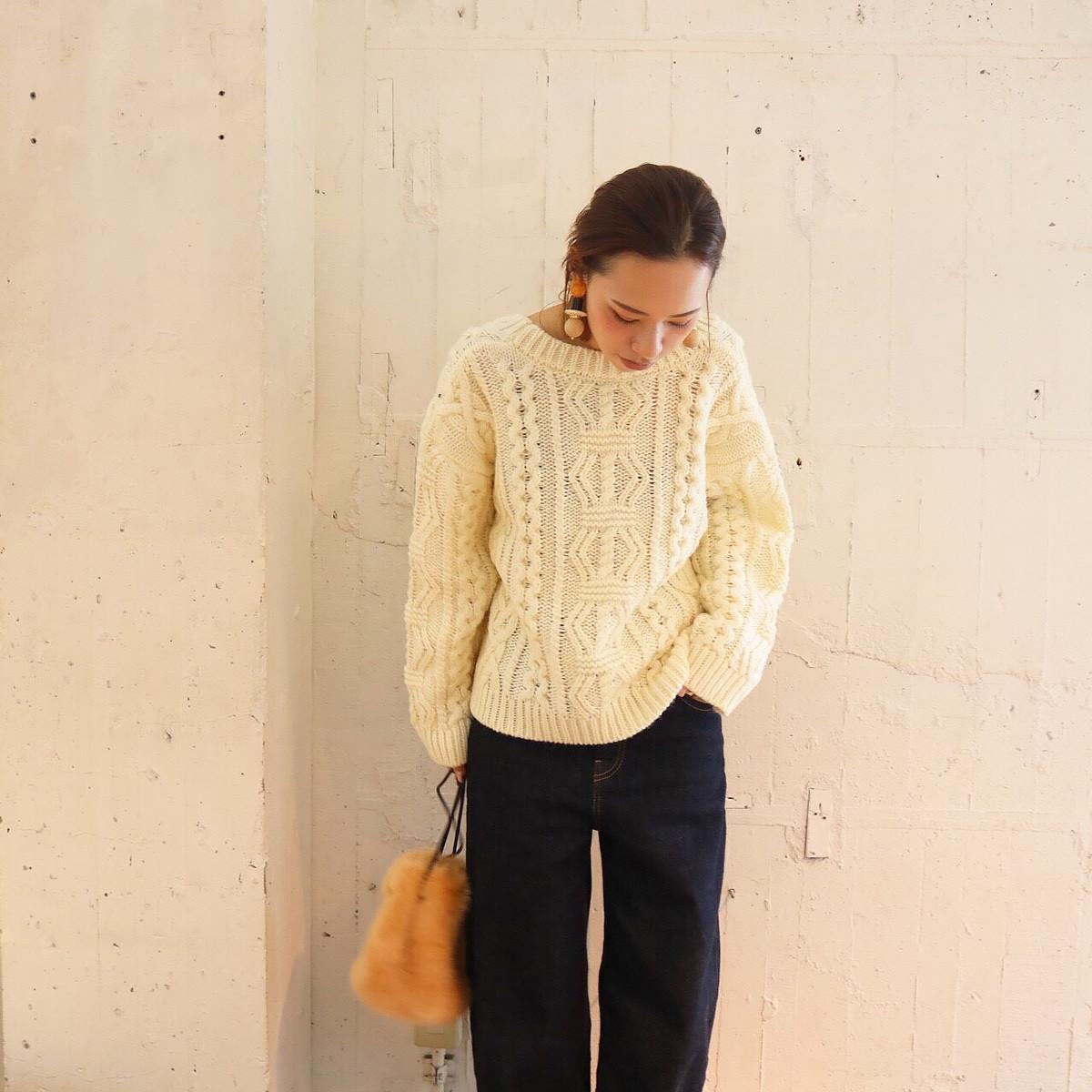 2way Knit Cardigan