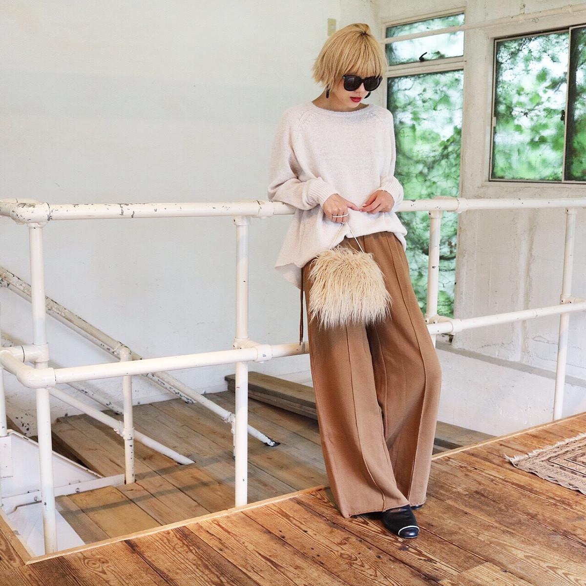 Raglan Soft Knit