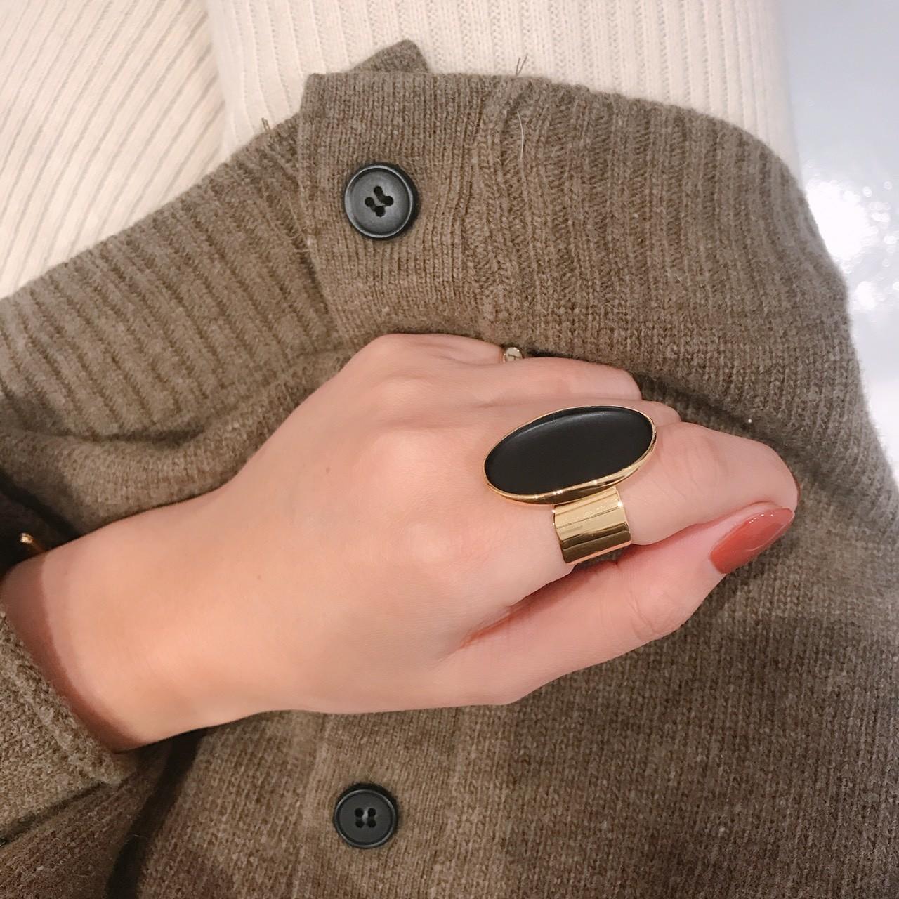 Bend Metal Ring