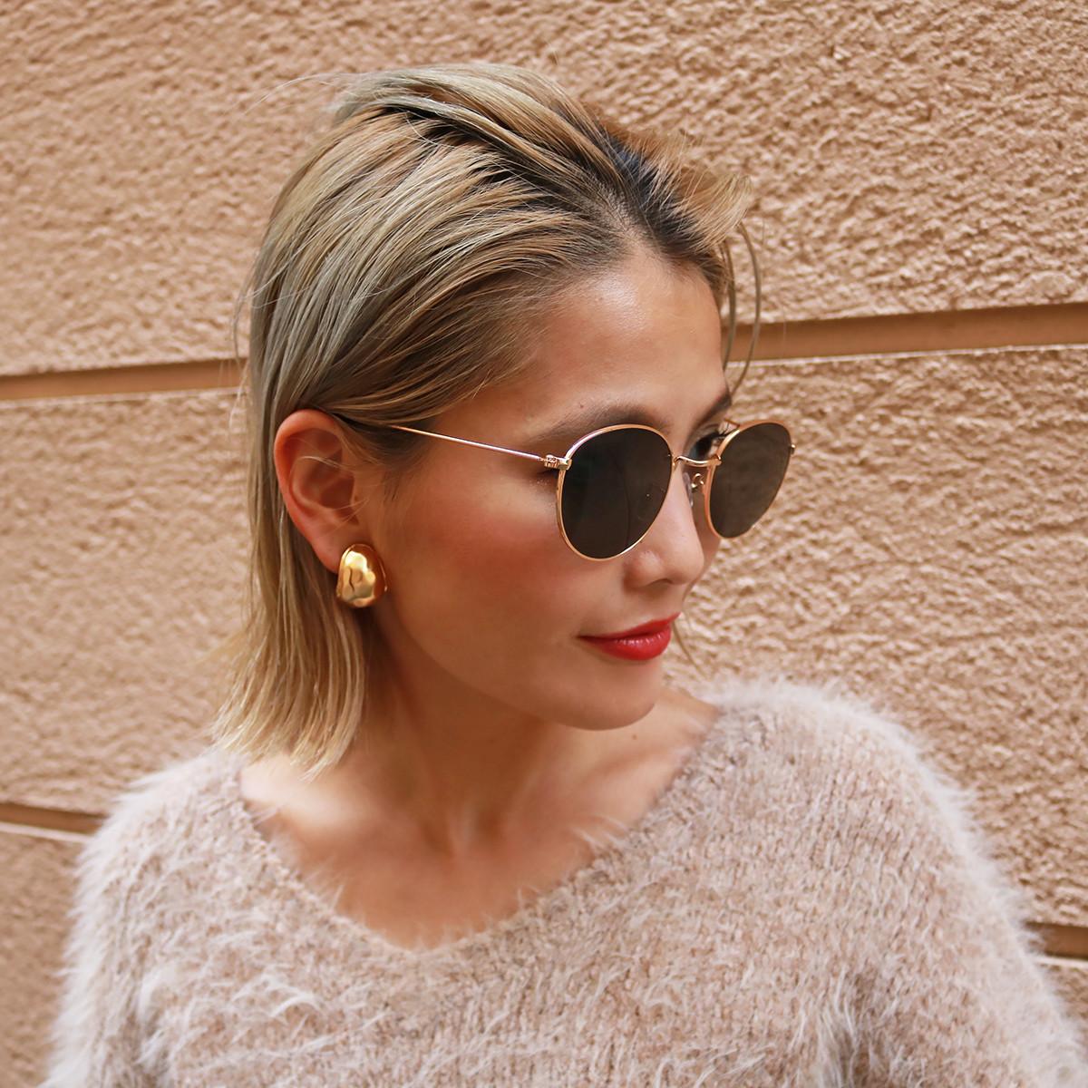Vintage Voluminous Earring