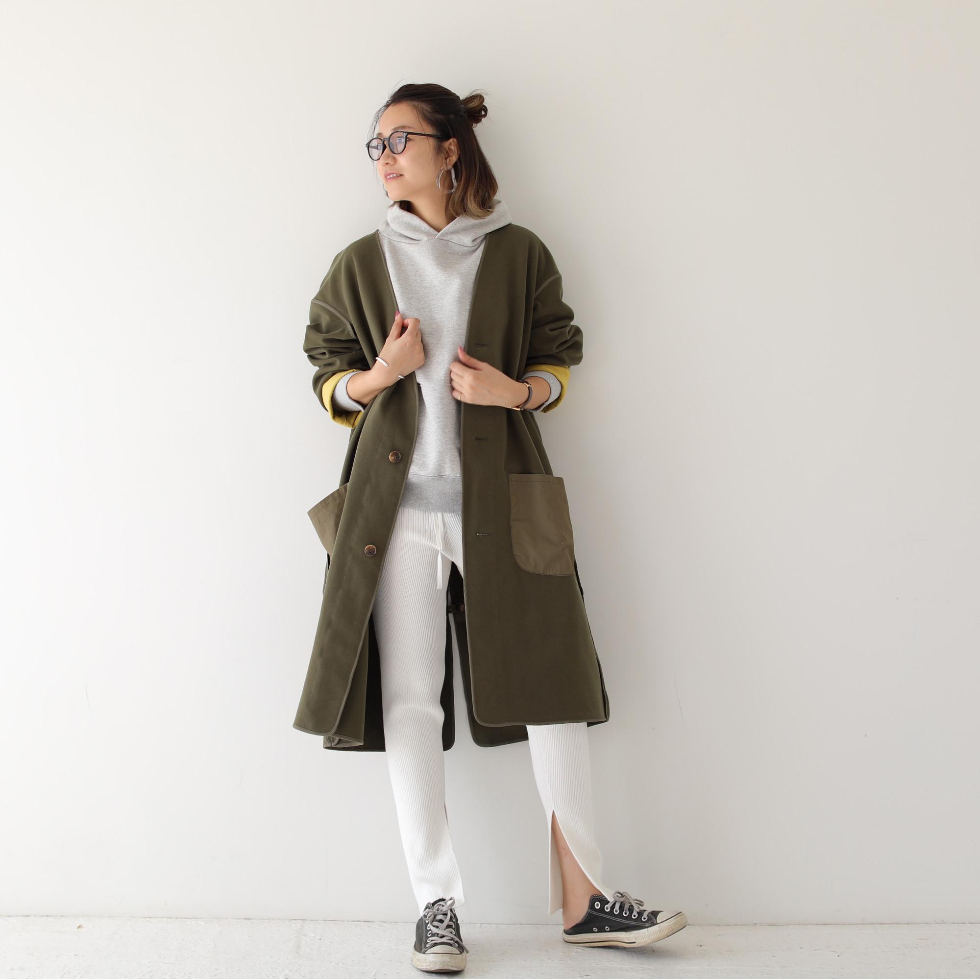 Military Liner Coat