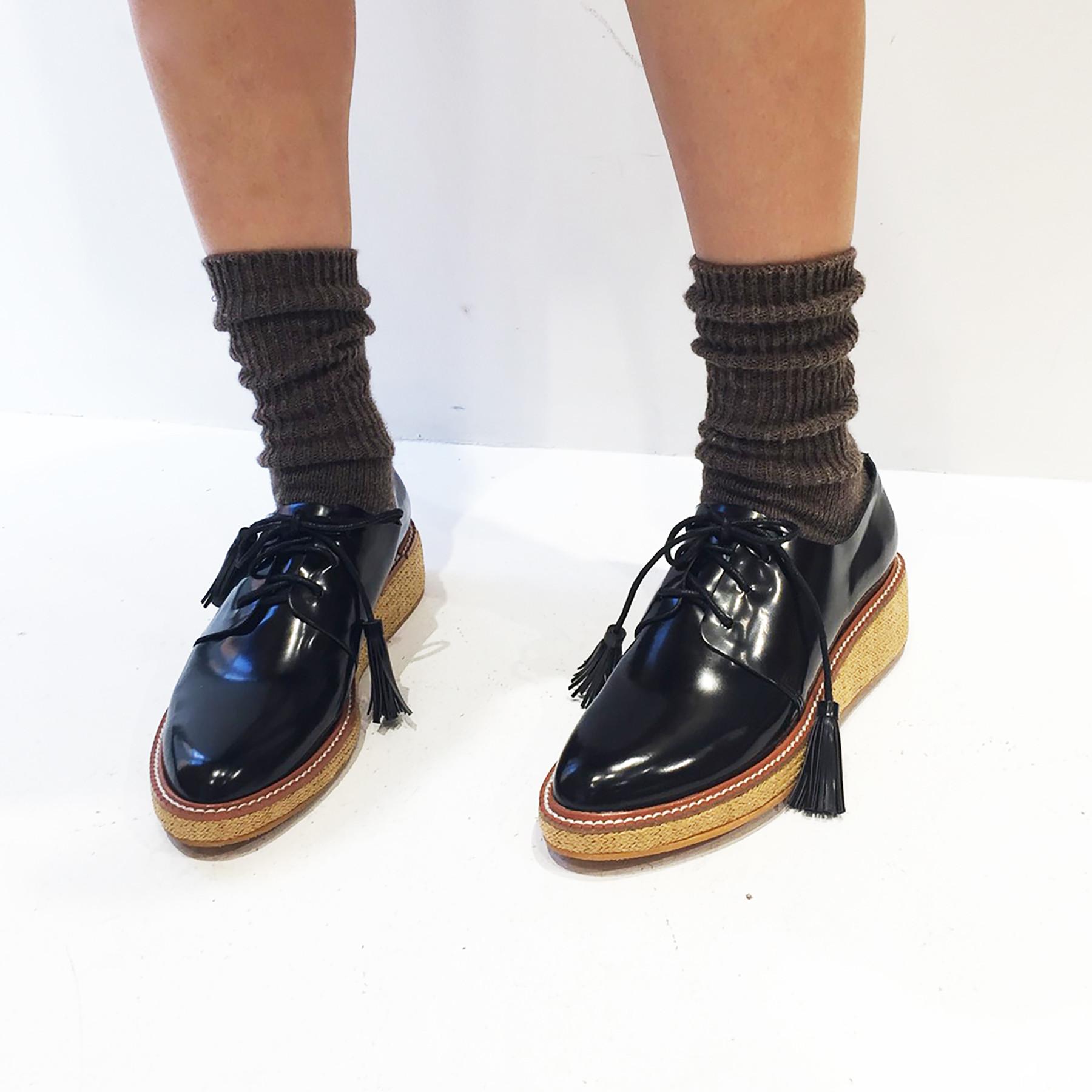Tassel Flat Shoes