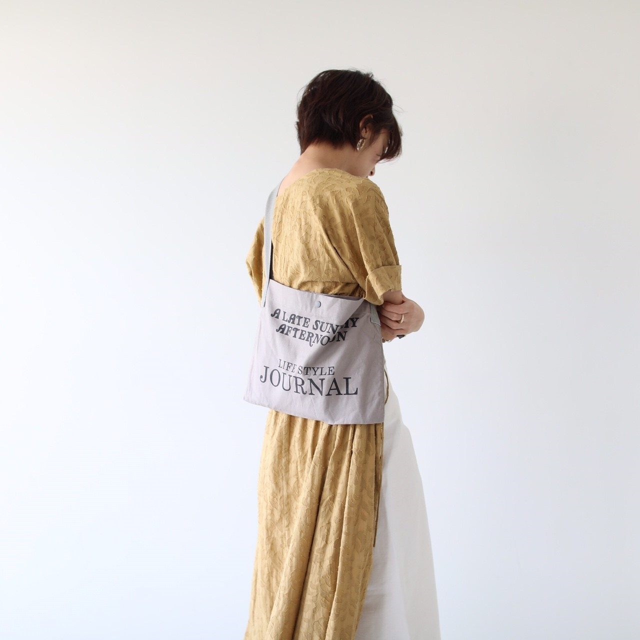 Vintage Sacoche Bag