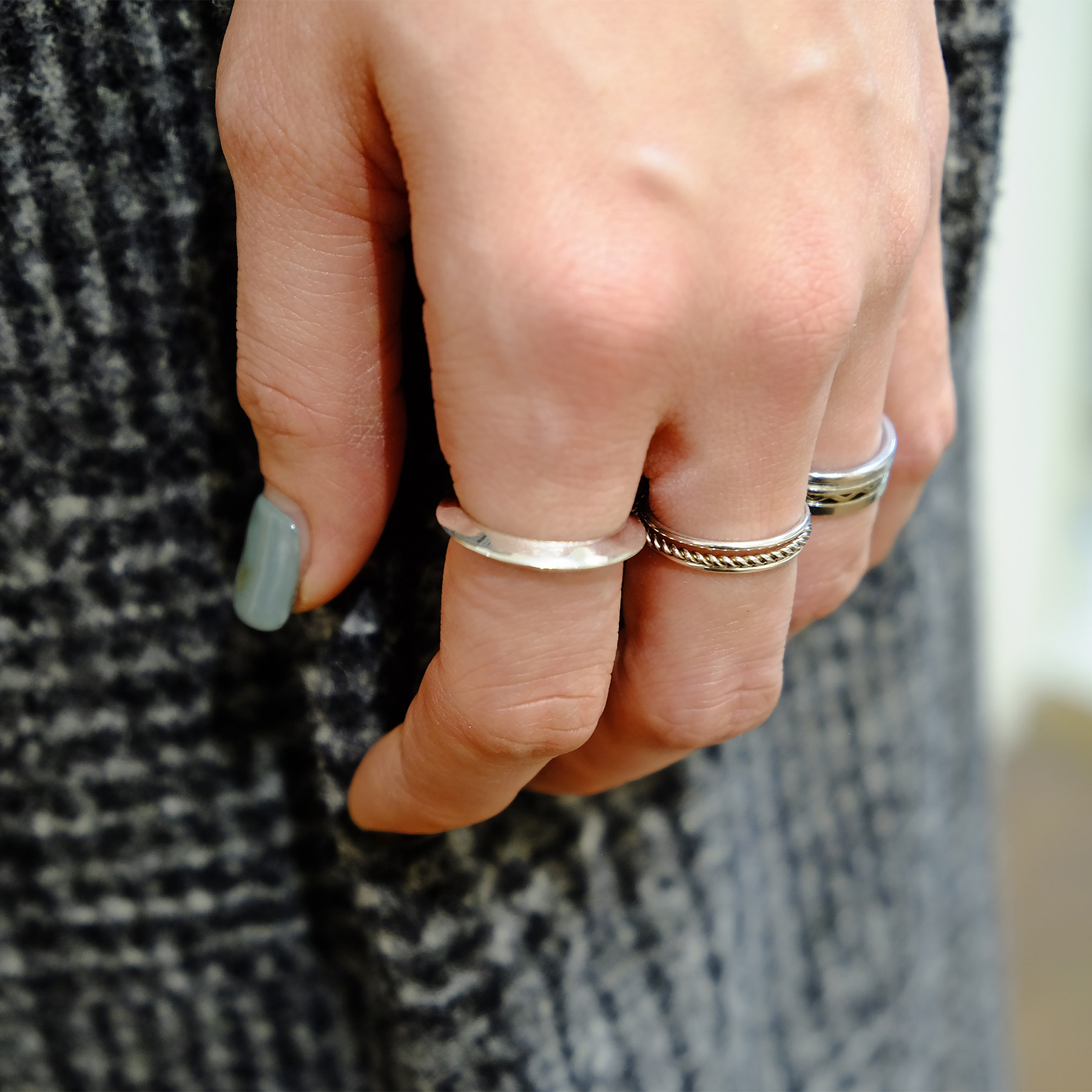 Native Angle Ring