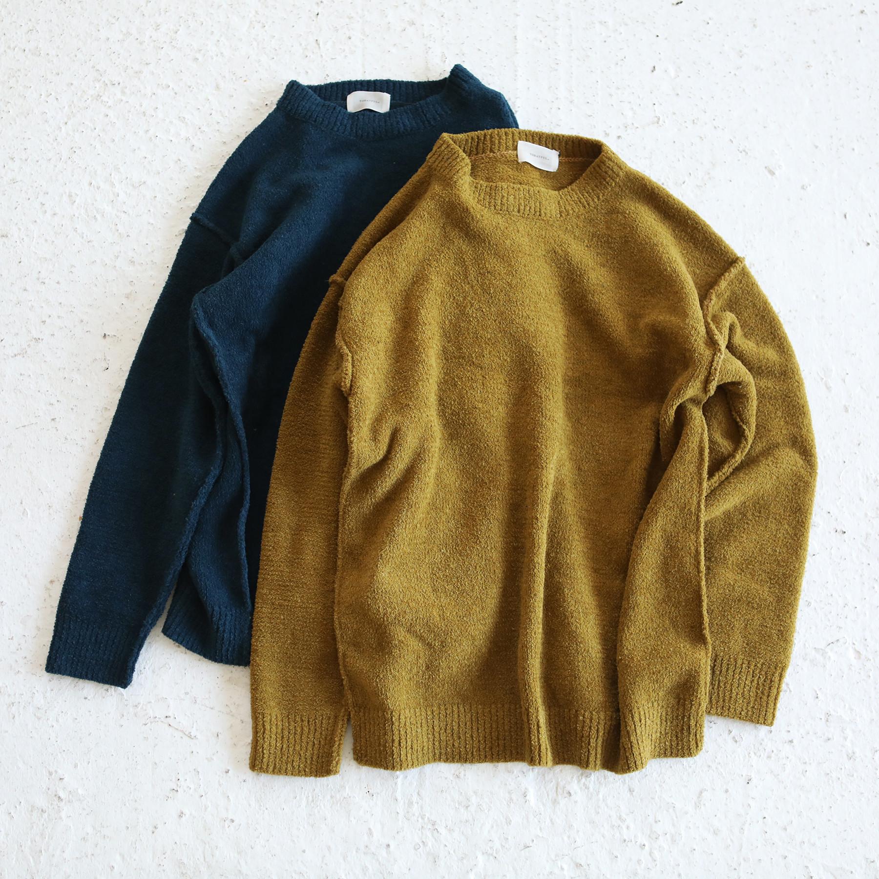 Oversize Mole Knit