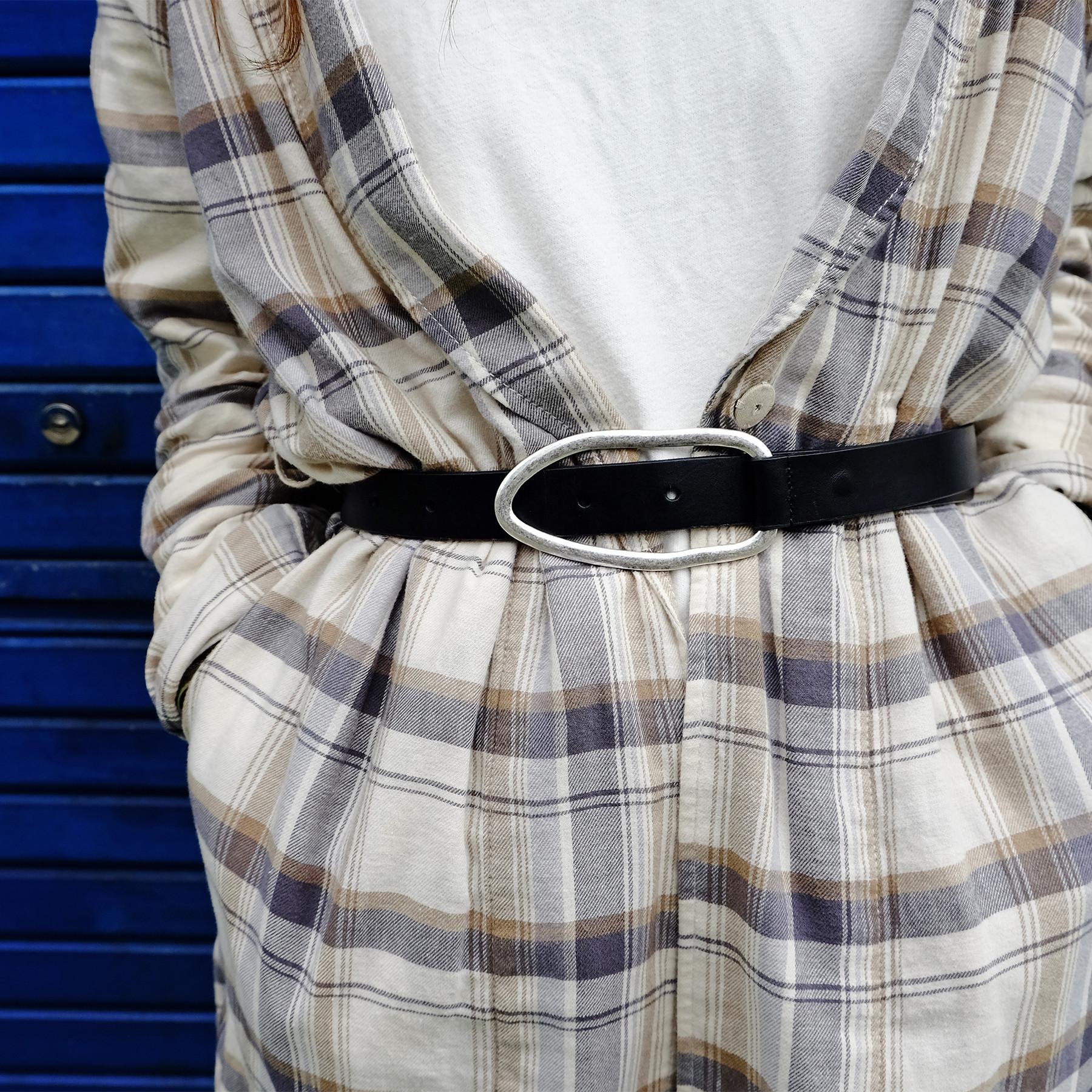 Nuance Buckle Belt