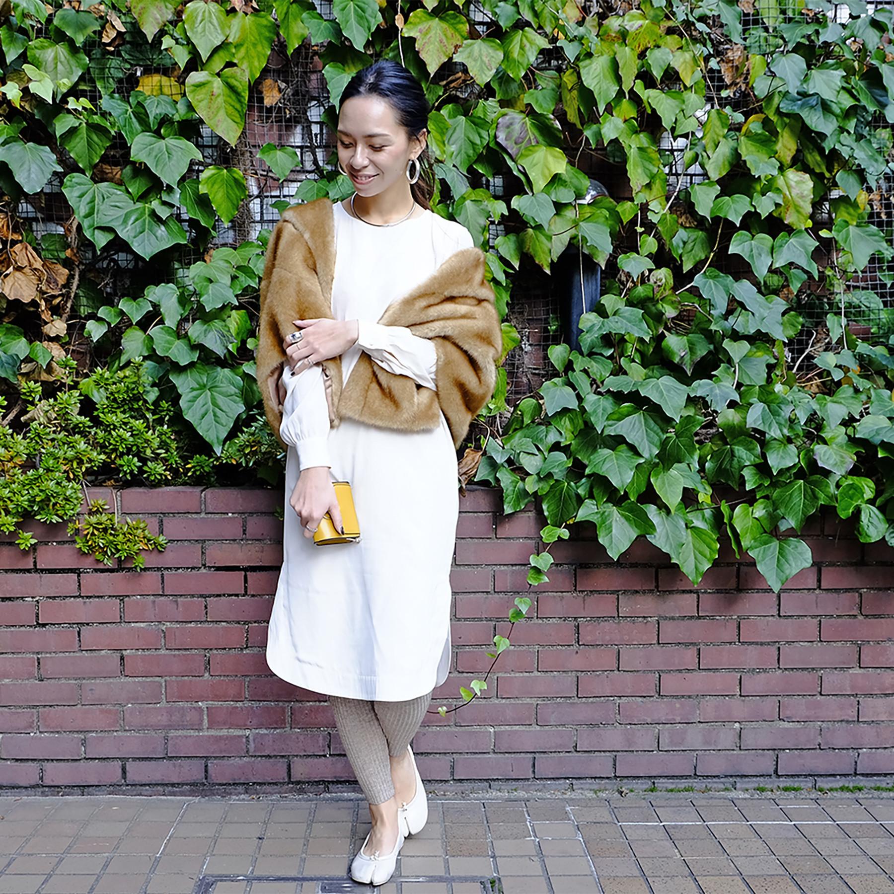 Jacquard Airflow Dress
