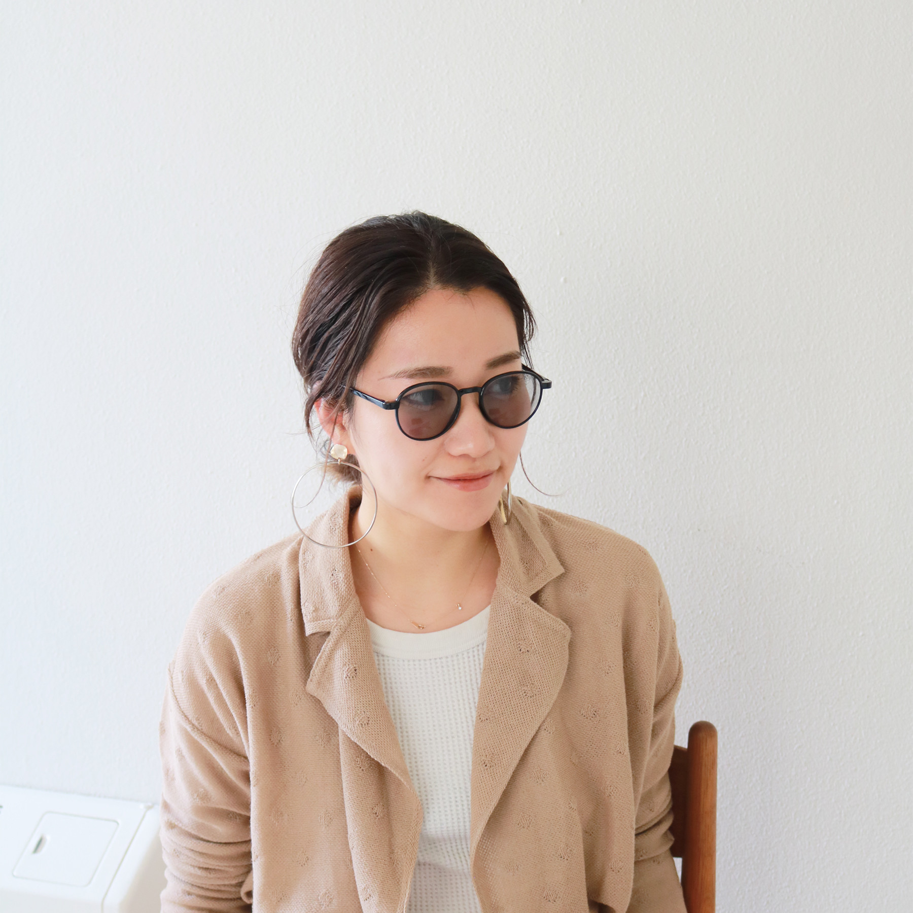 Round Color Sunglasses
