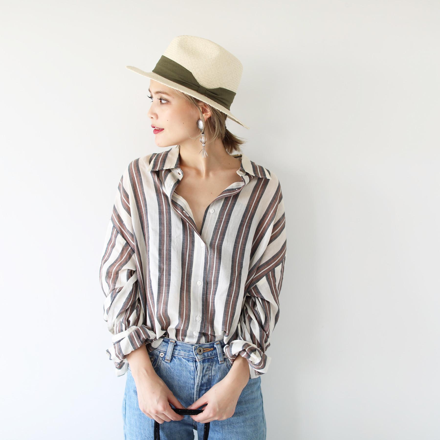 Fine Raffia Hat