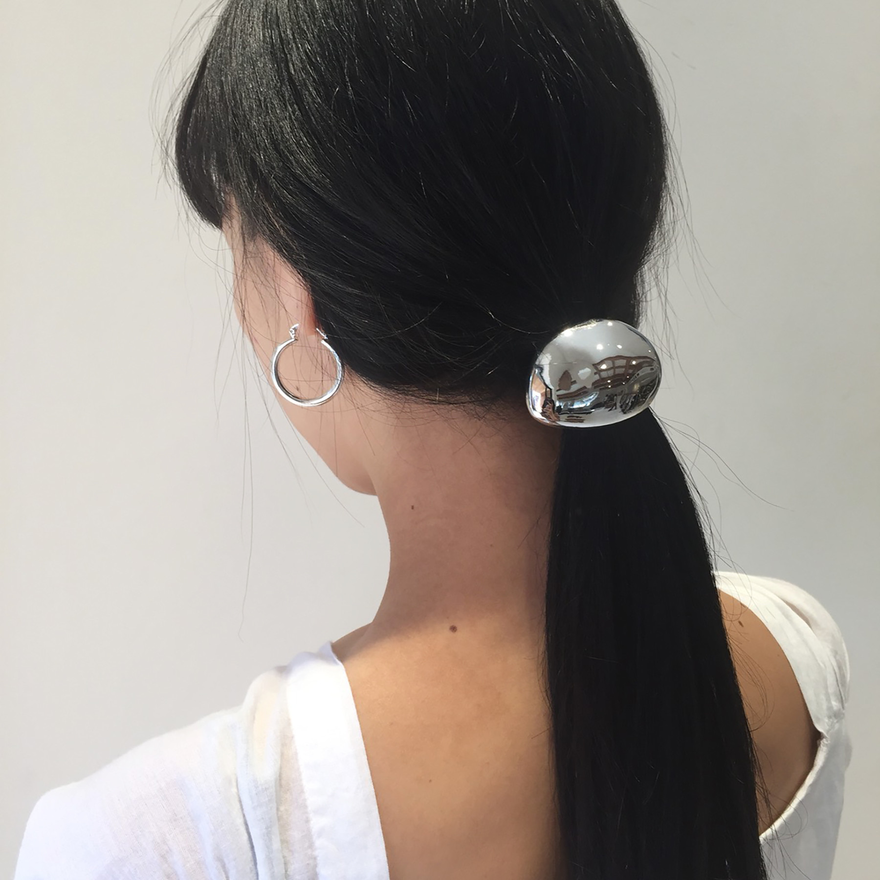 Oval Plate Hairband