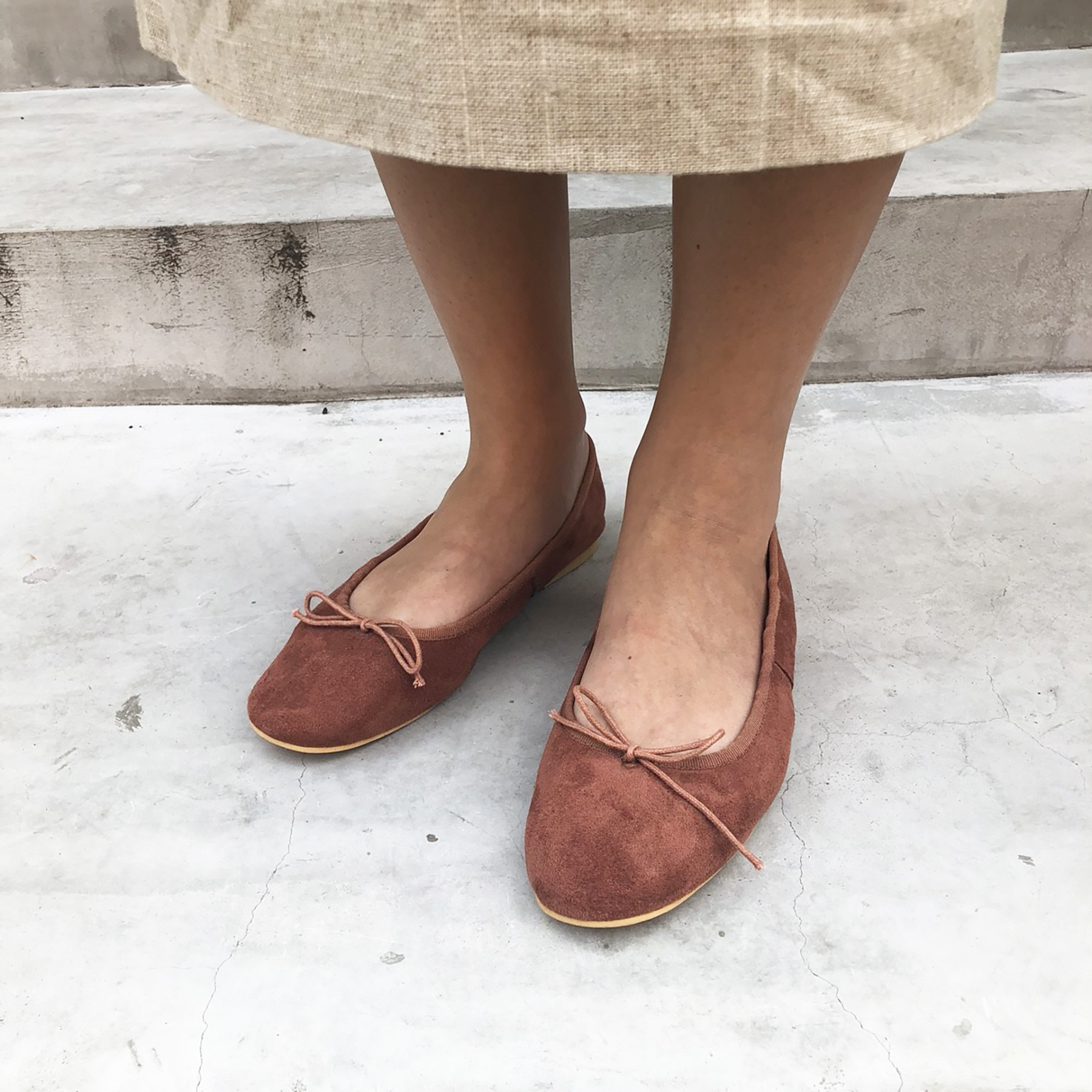 Round Ballet Shoes