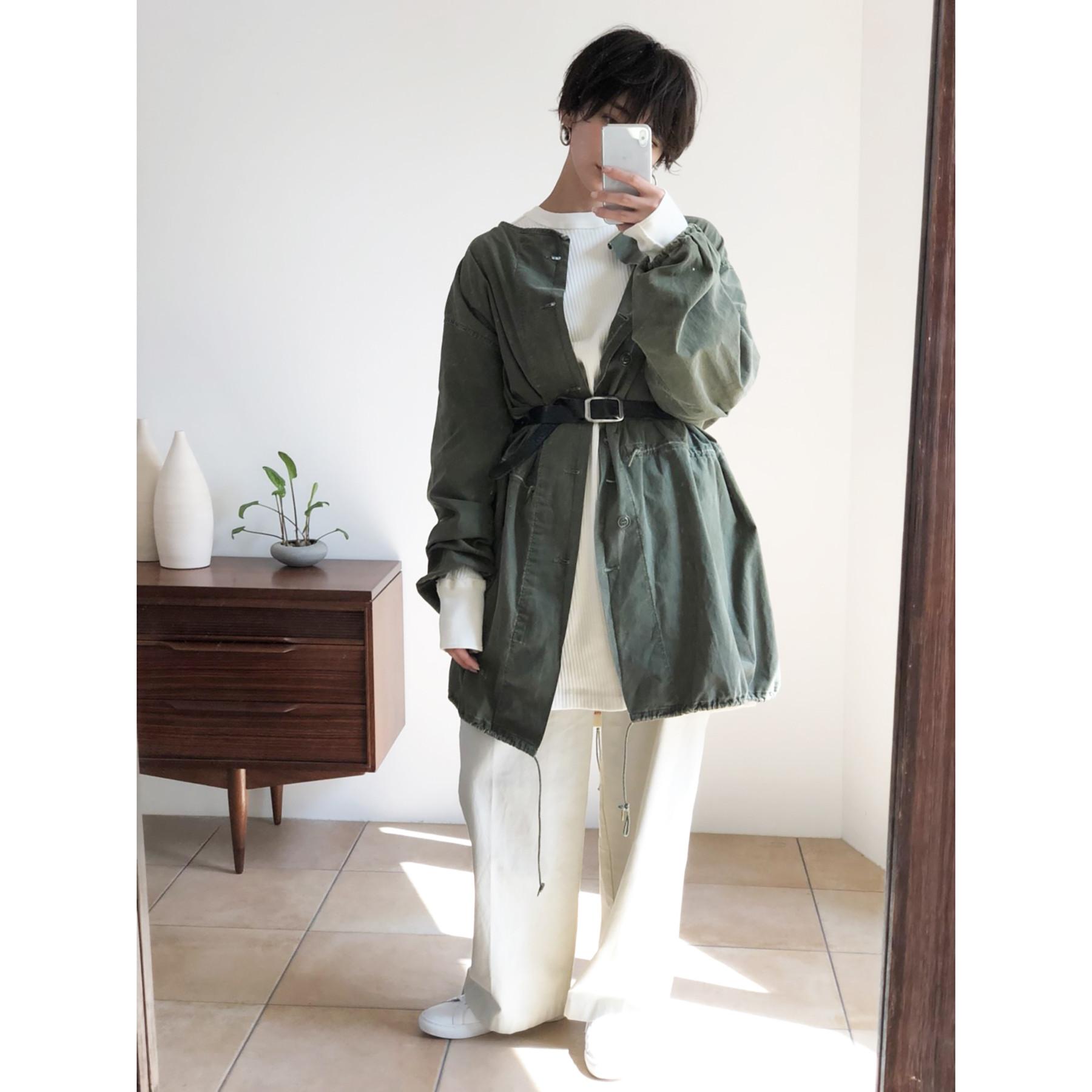 Boyfriend Gas Coat