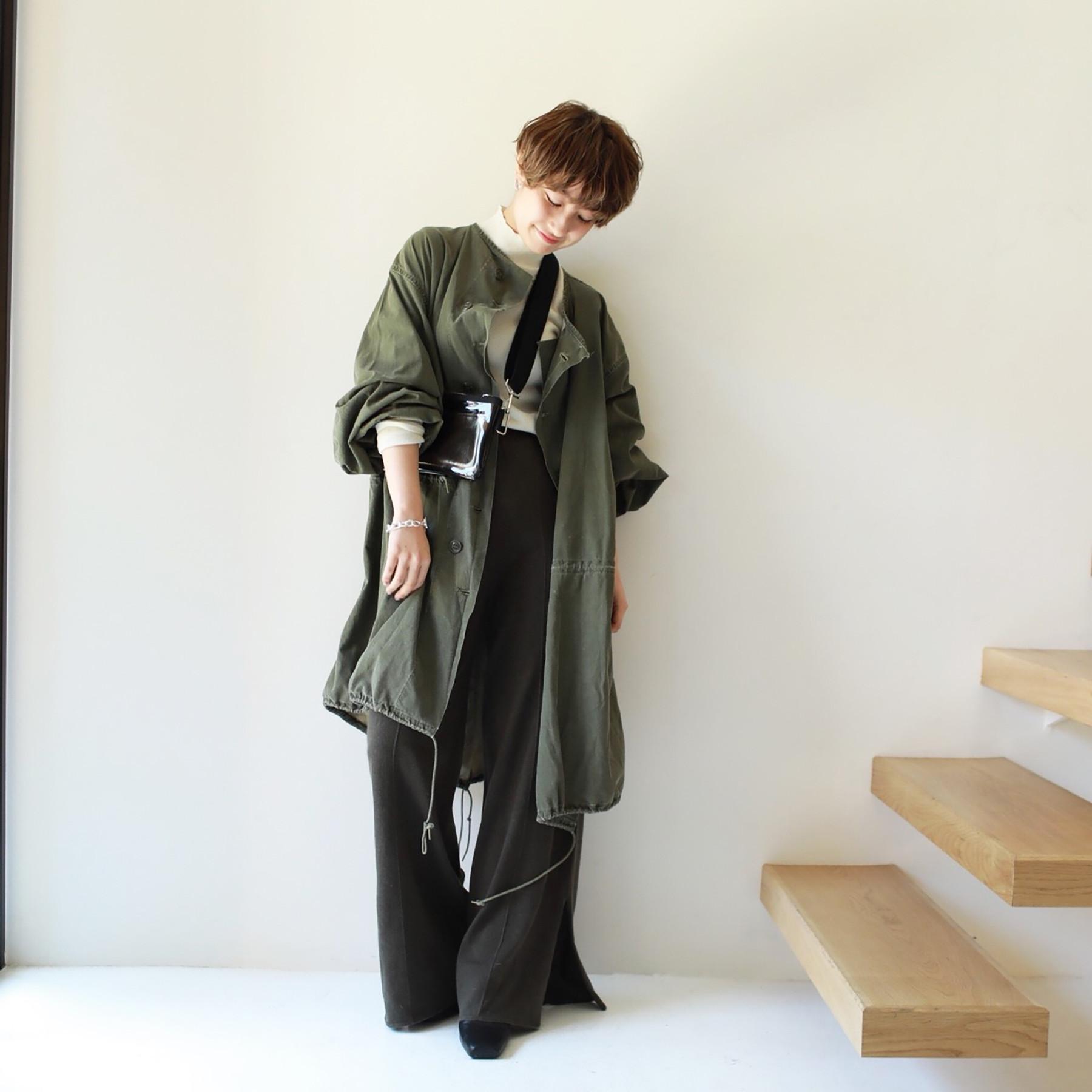 Gatherwaist Knit PT