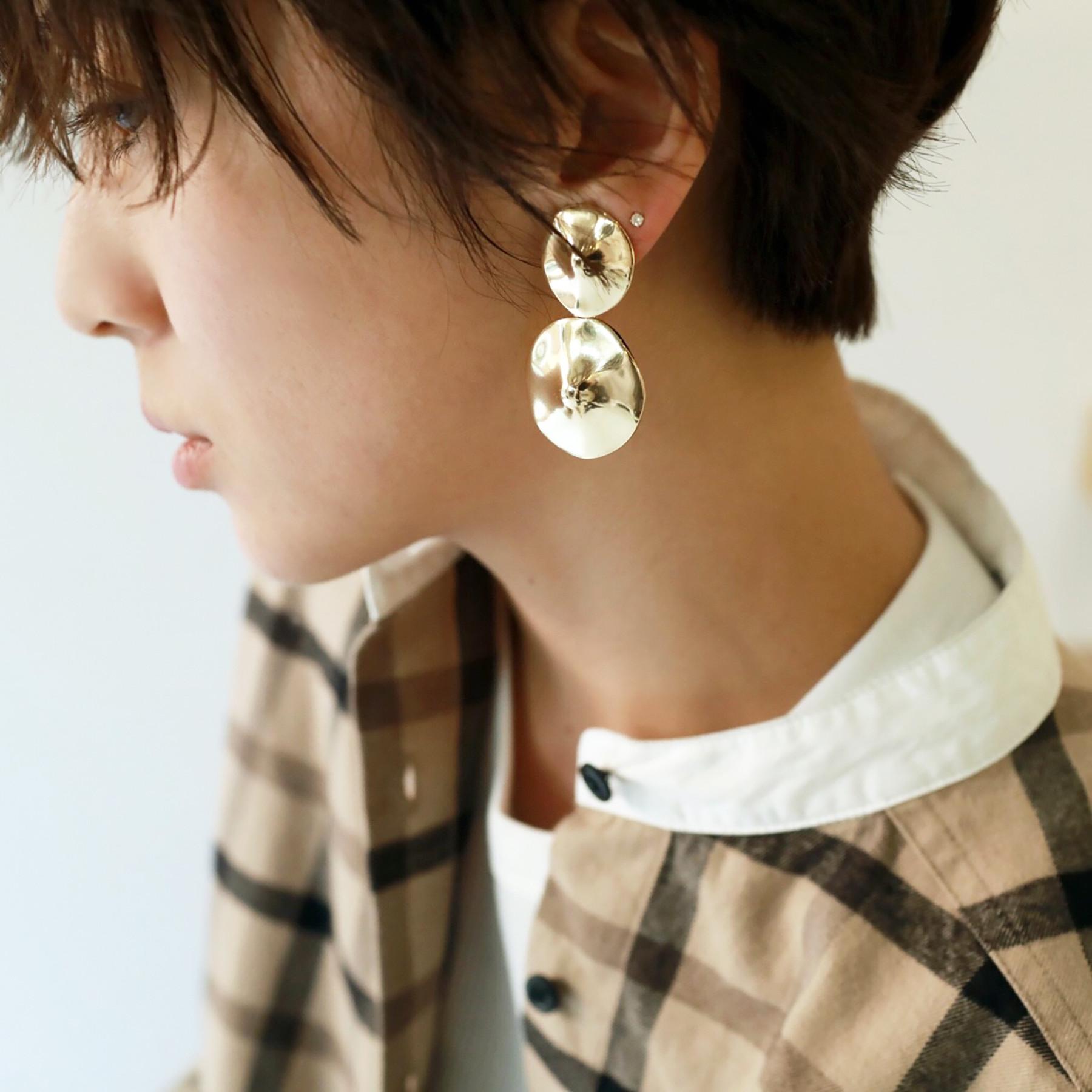 Double Nuance Earring