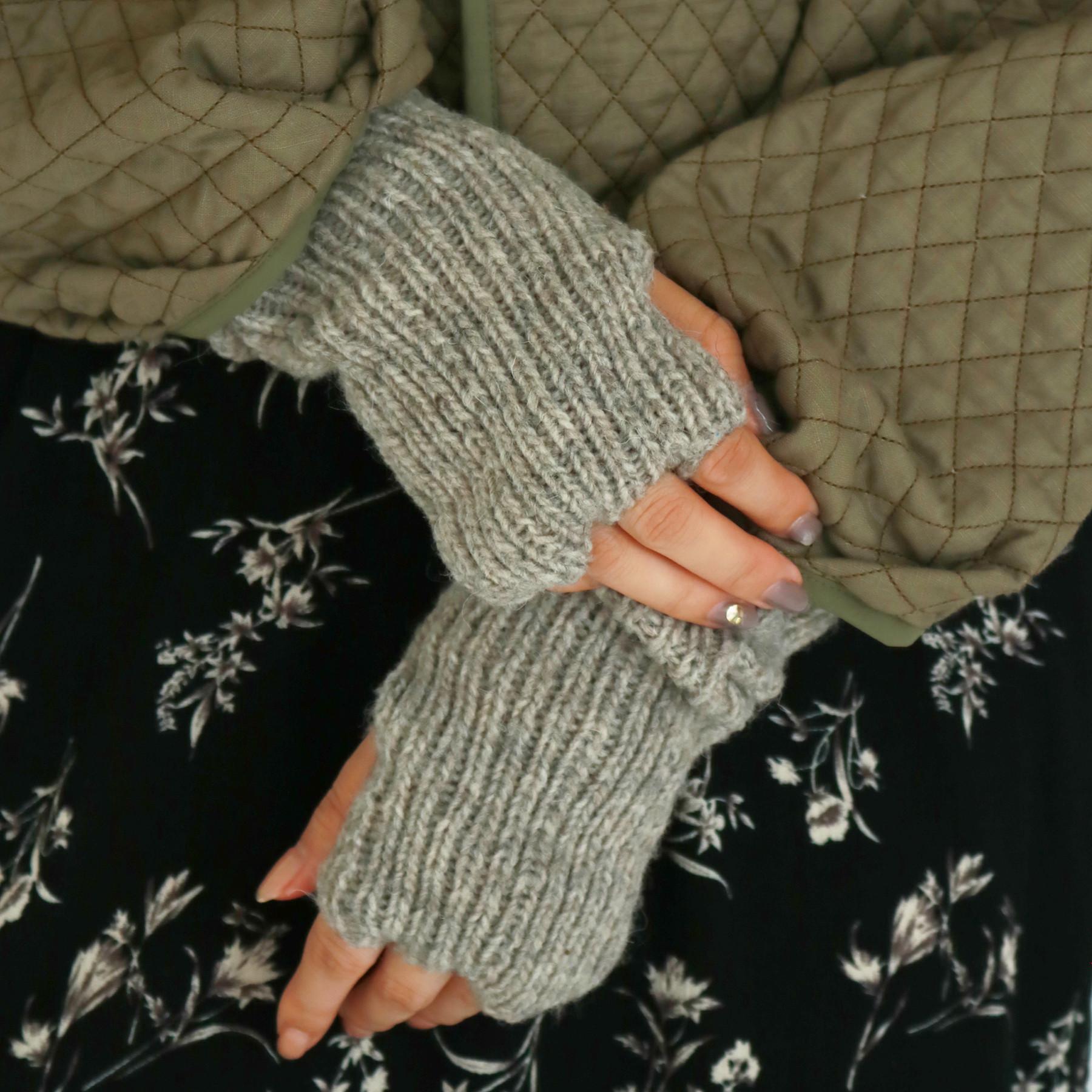 Knit Arm Warmer