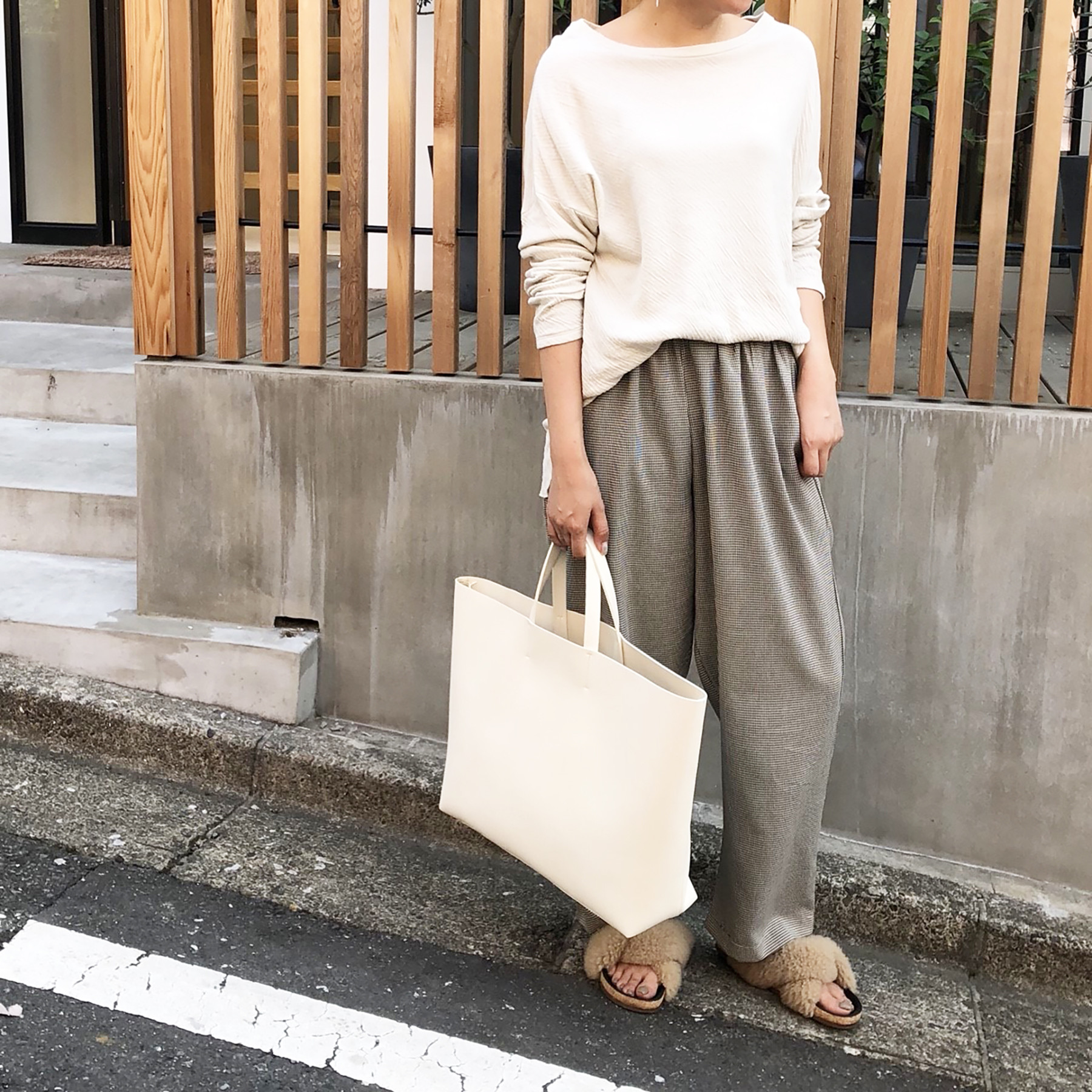 Ecoleather Tote Bag
