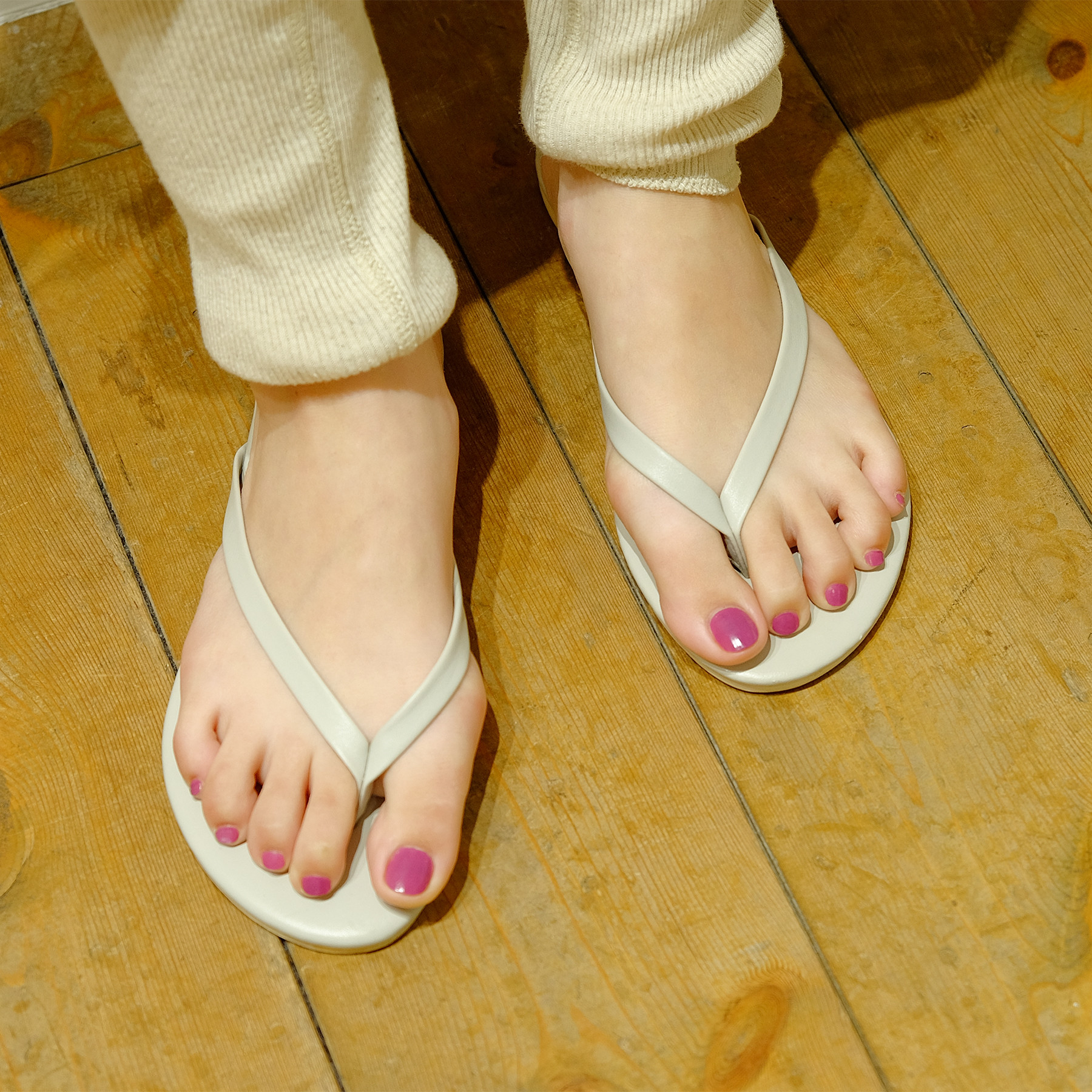 Ecoleather Beach Sandals