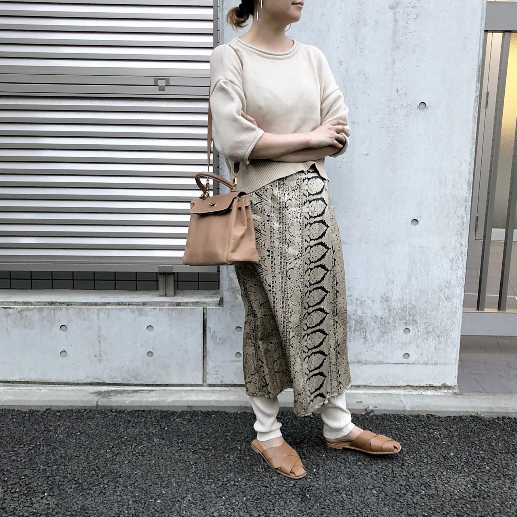 Cotton Halfsleeve Knit