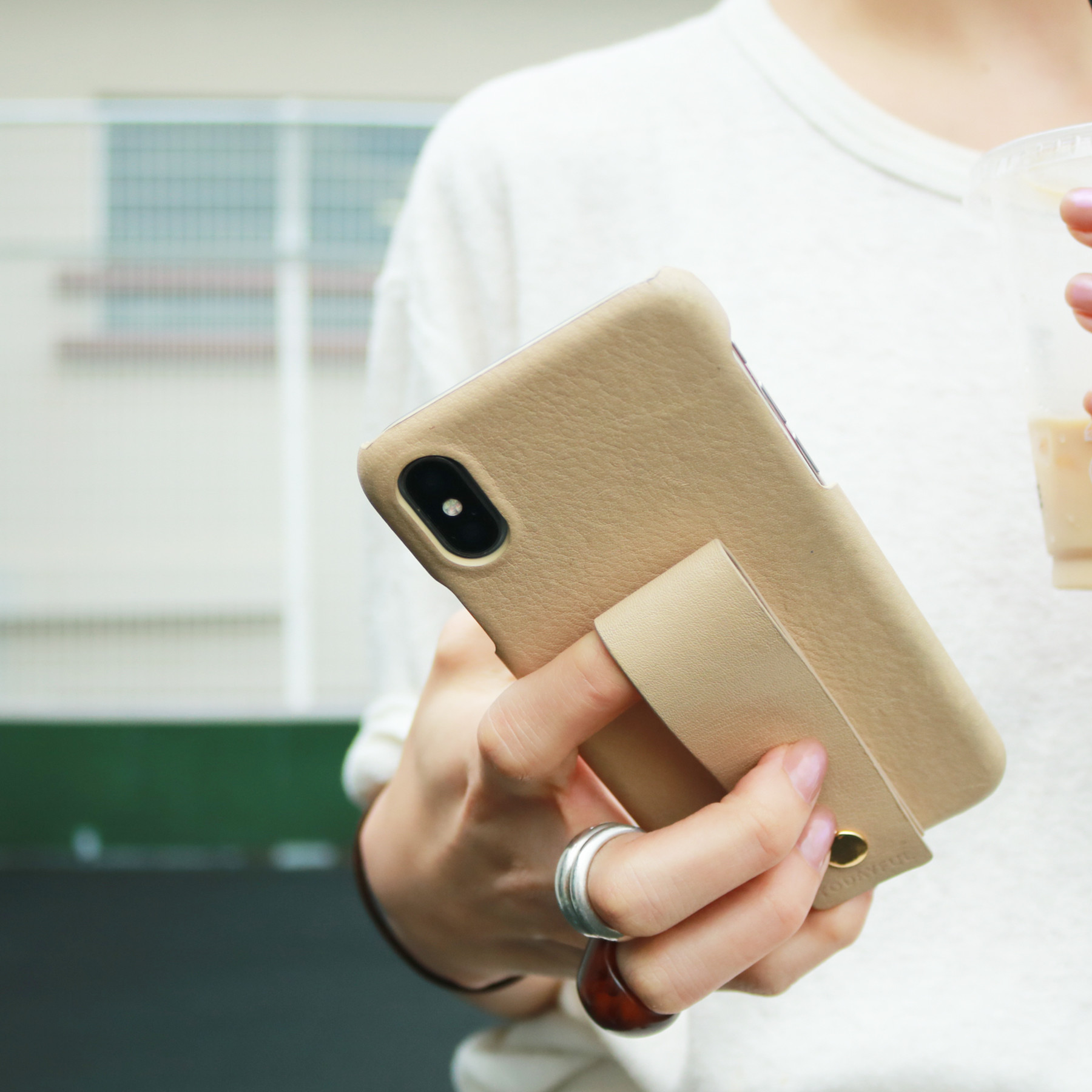 Handgrip iPhone Case