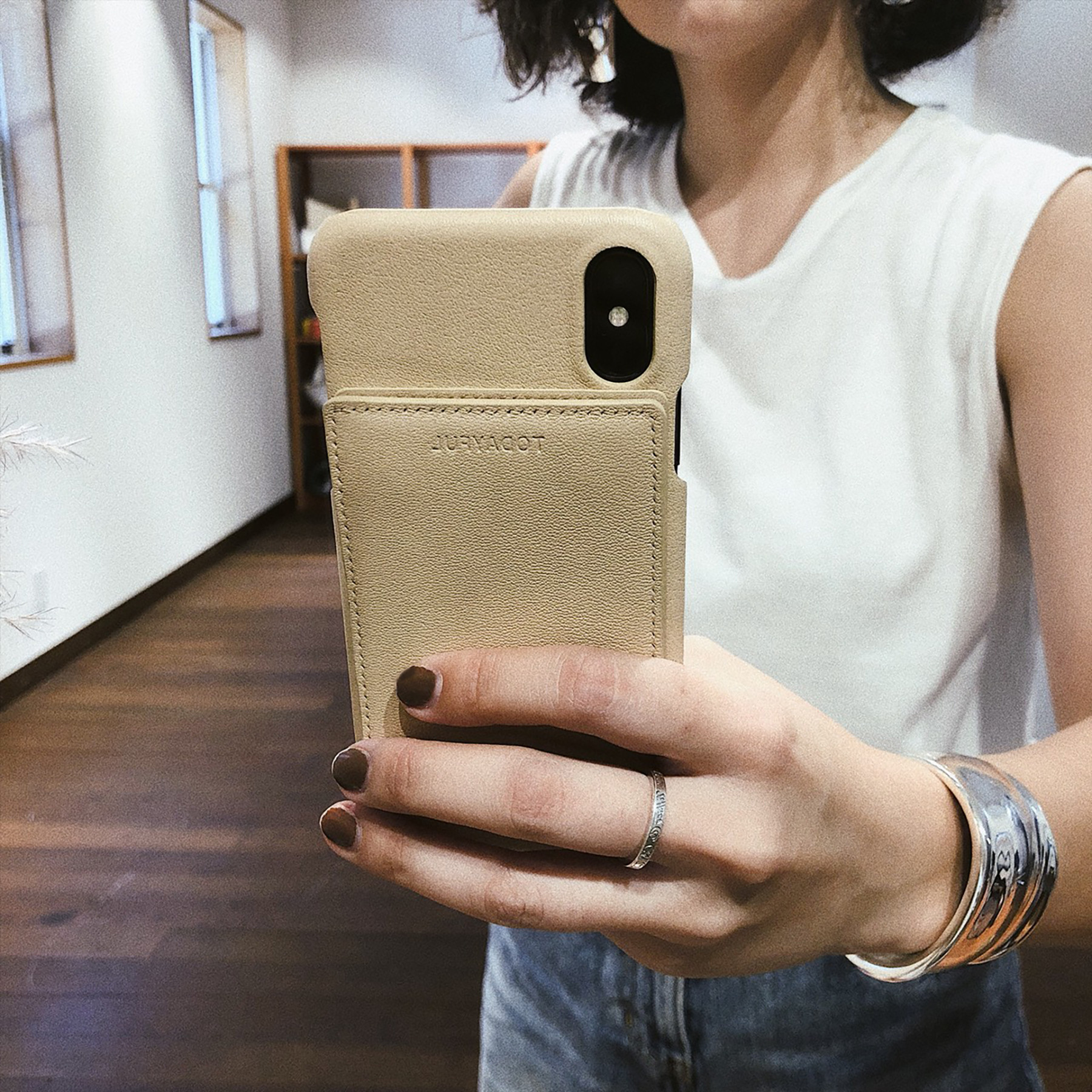 Strap iPhone Case