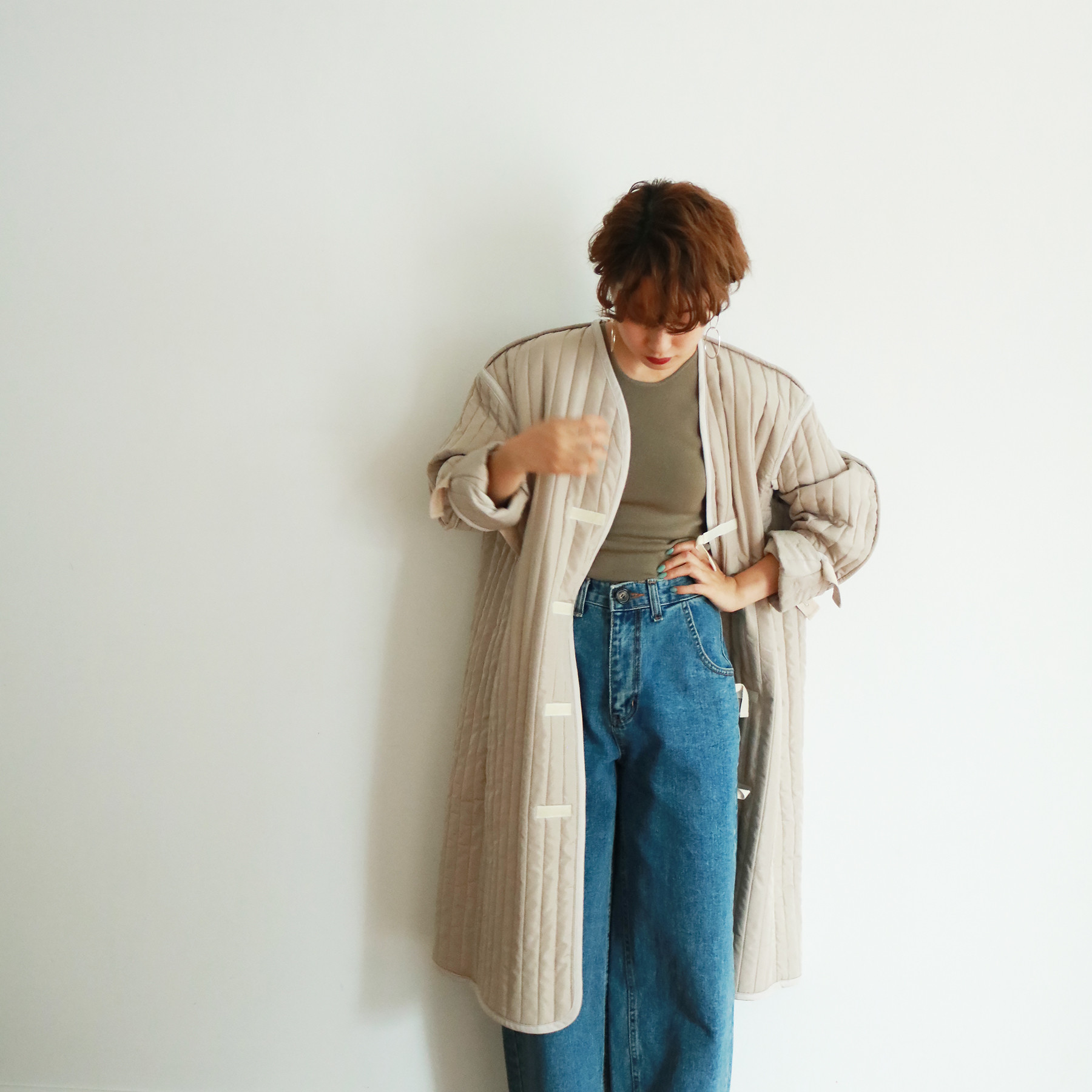 Quilting Liner Coat