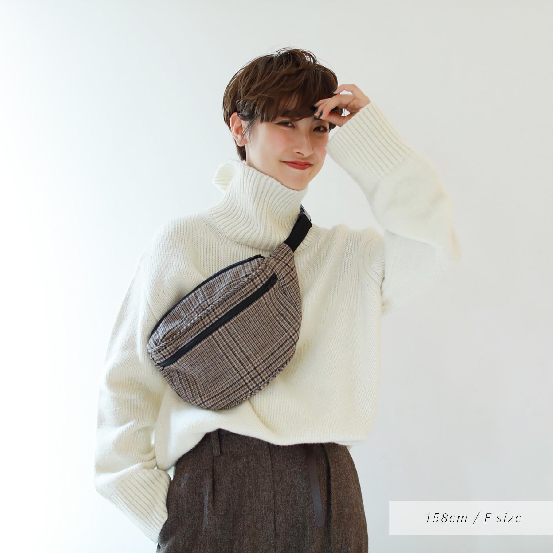 Wool Turtle Knit
