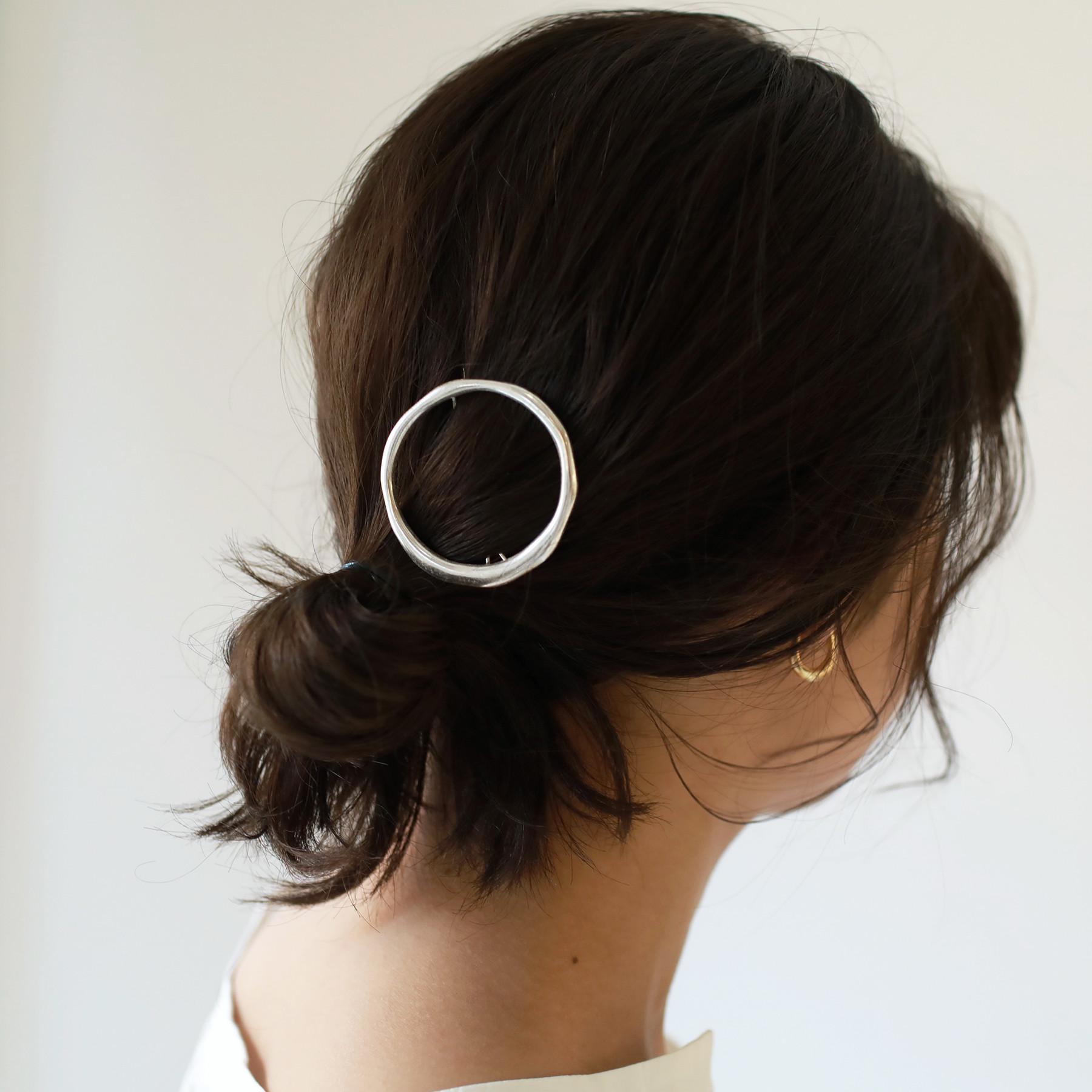 Circle Hair Clip