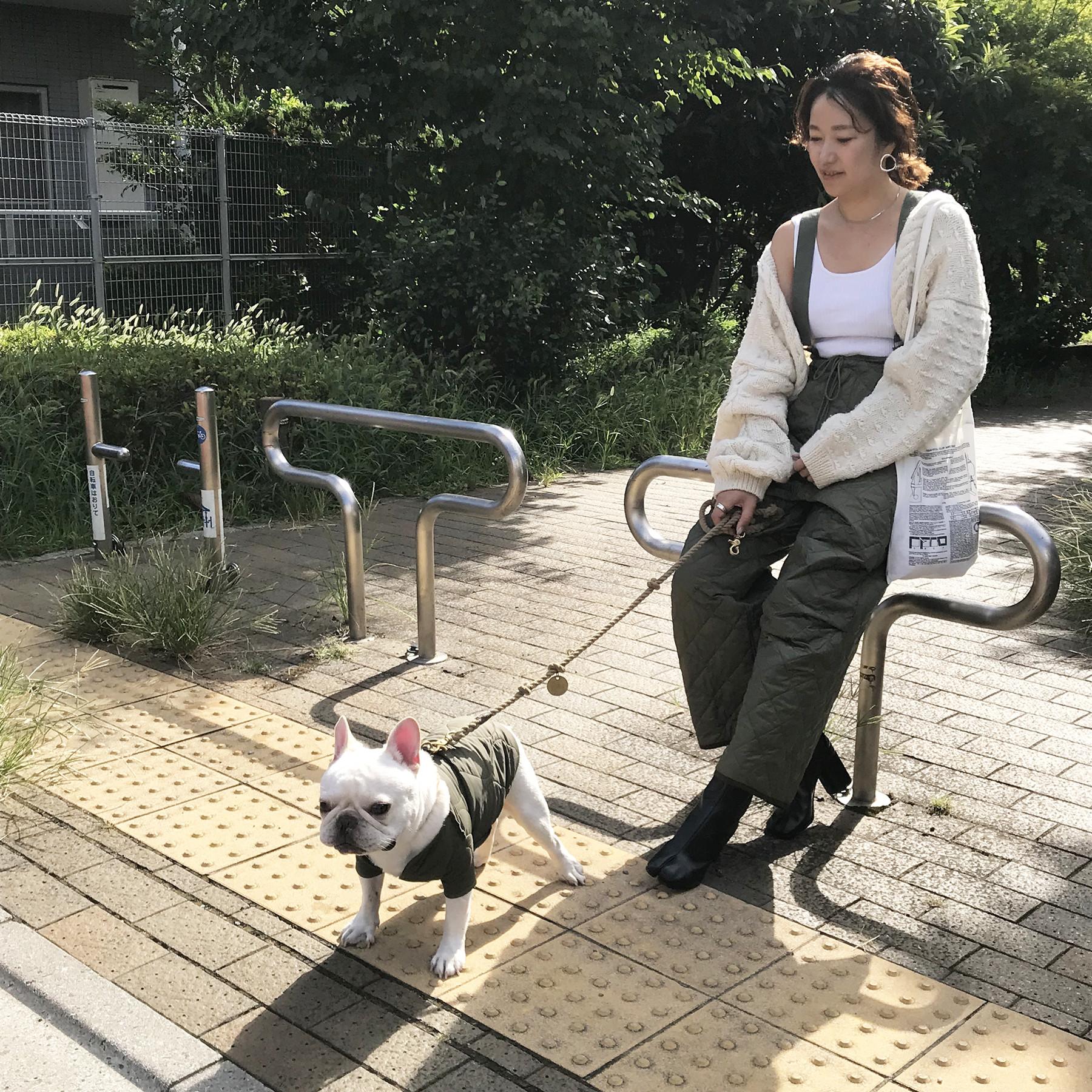 Dog Liner Jacket