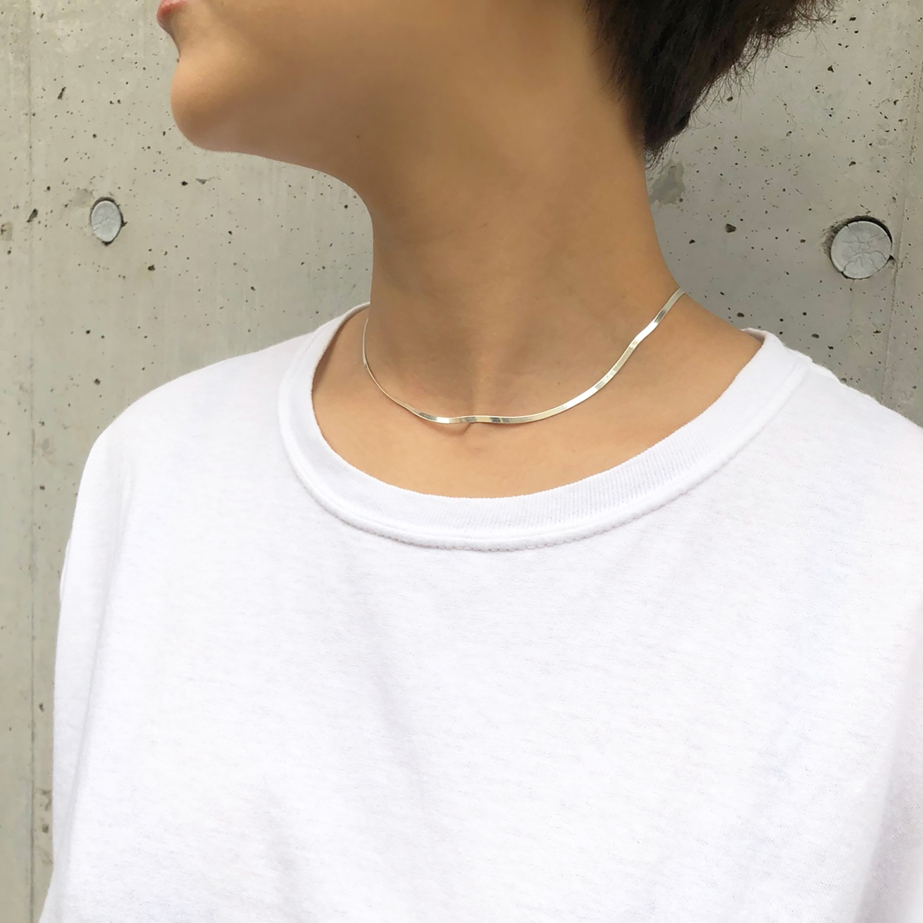 Silver925 Snakechain Necklace