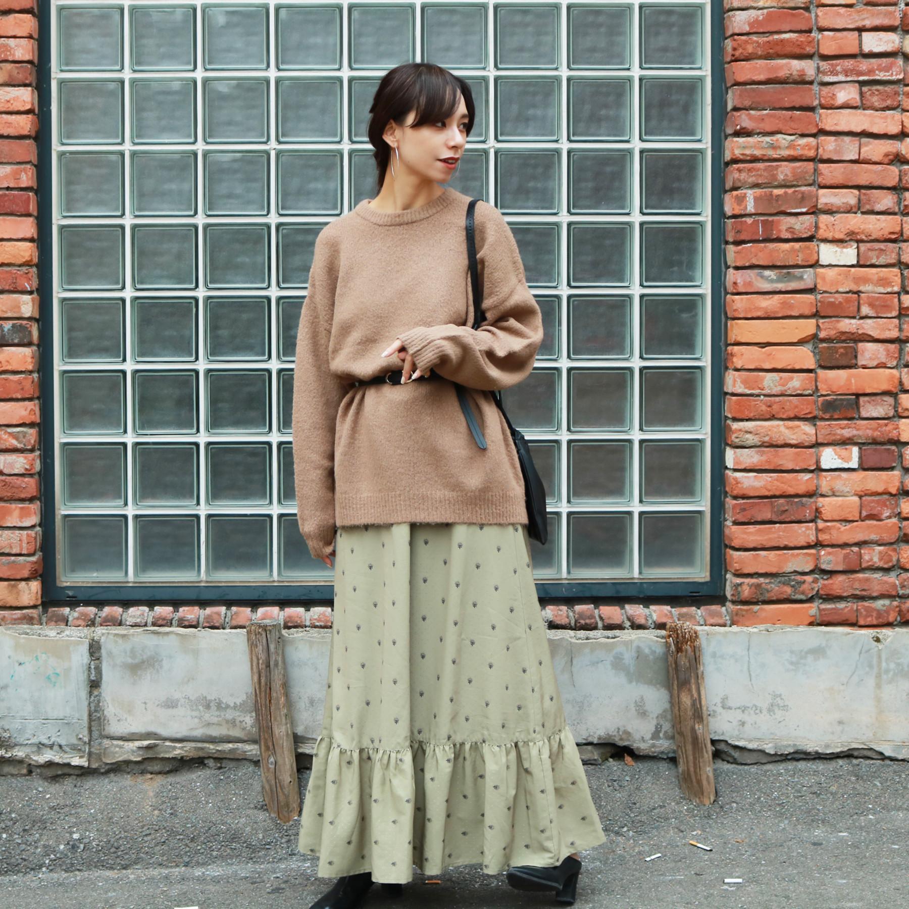 Oversize Soft Knit
