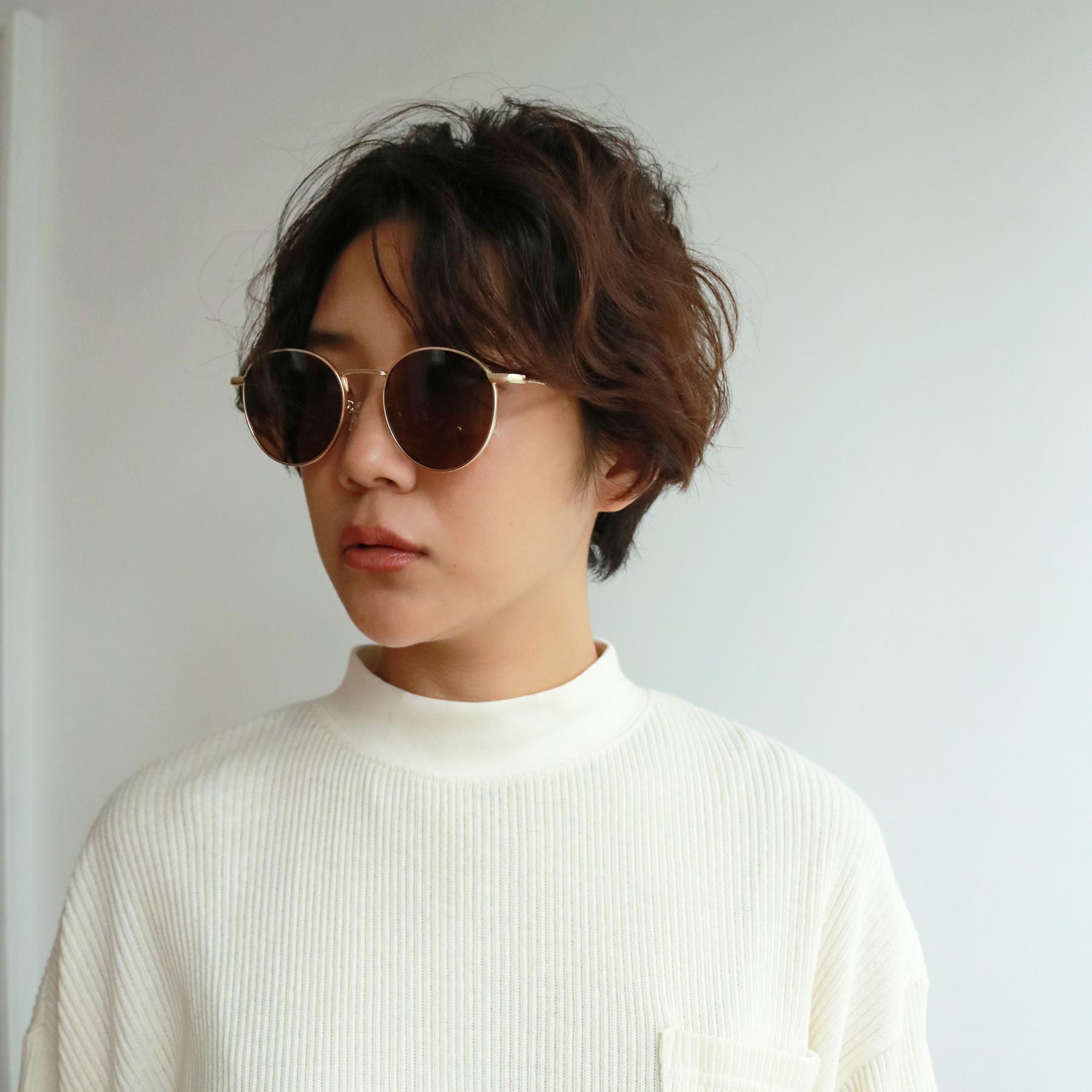 Flat Color Sunglasses