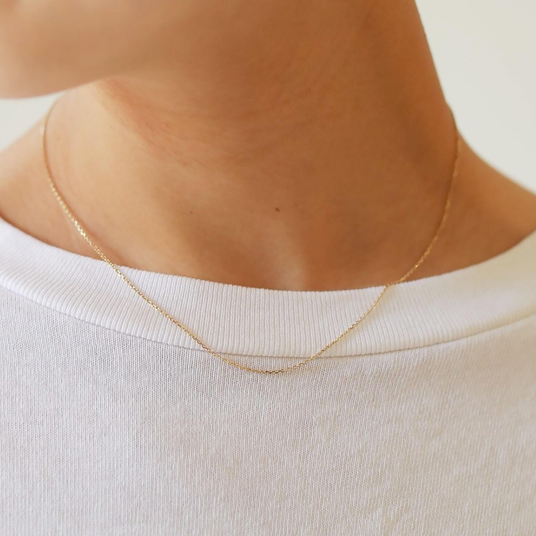 K10 Diamond Necklace