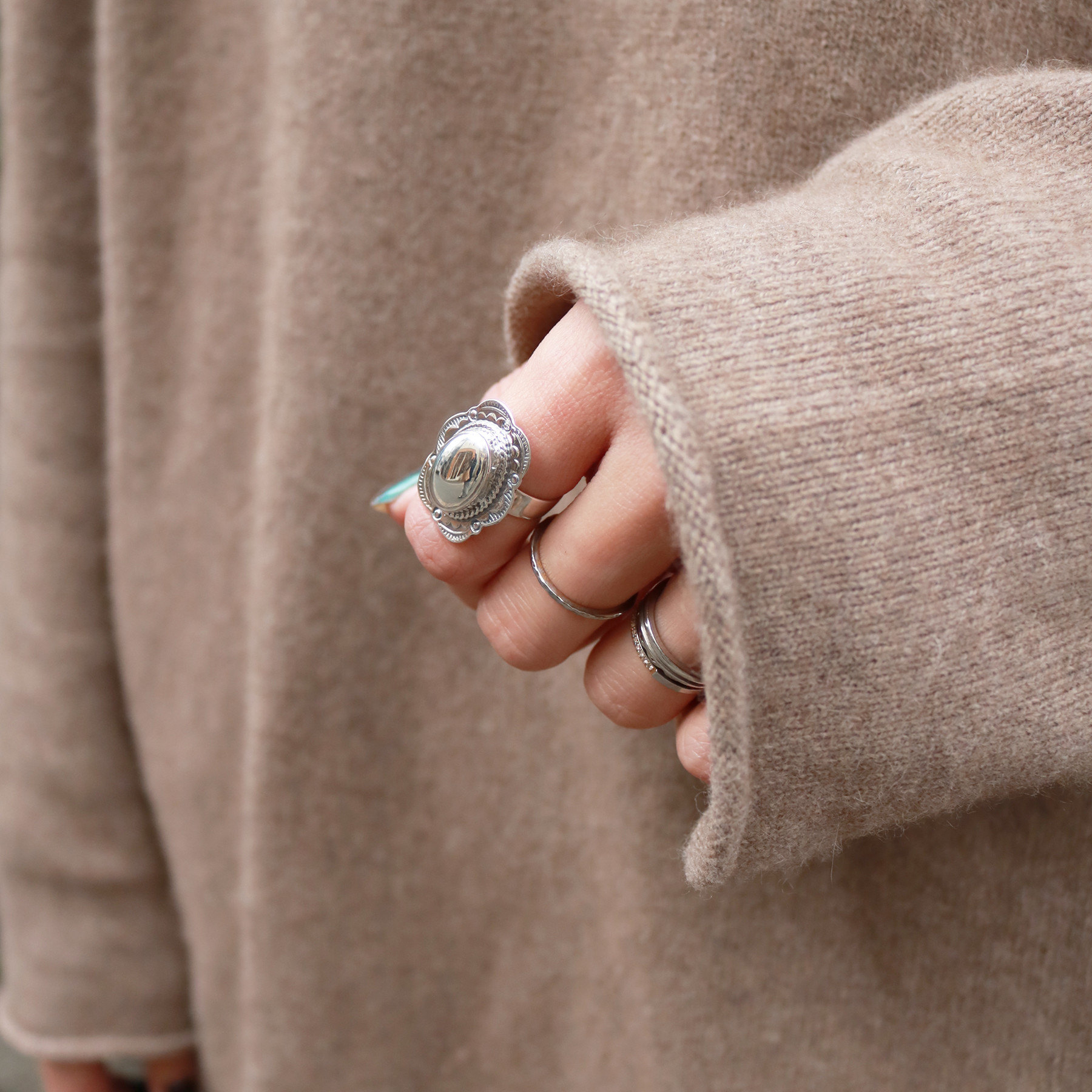 Silver925 Native Ring