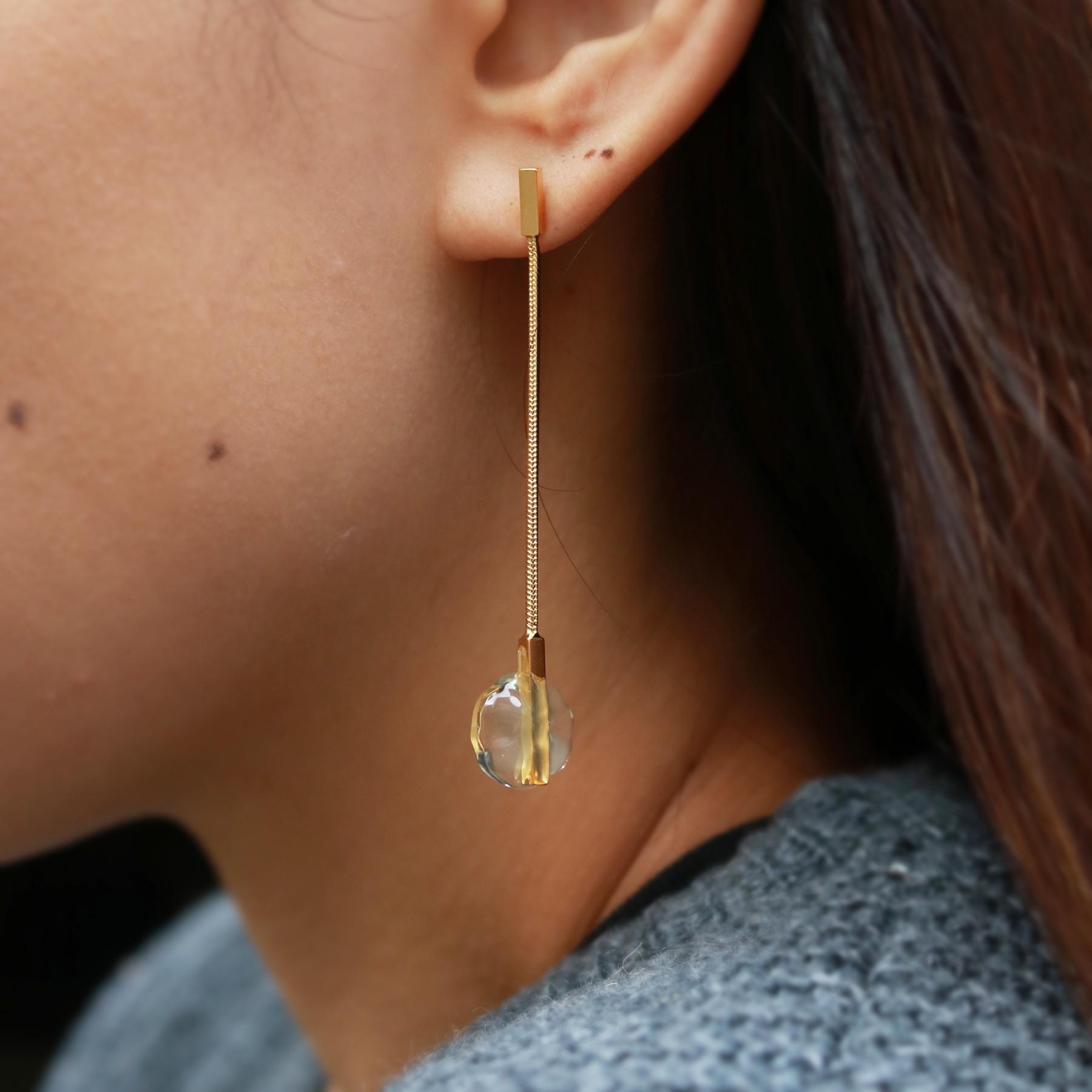 Dewdrop Chain Pierce
