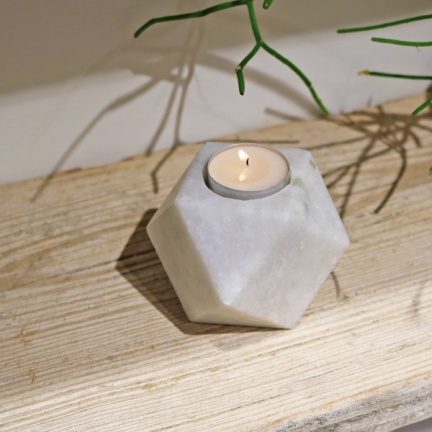 Stone Candle Holder(A)